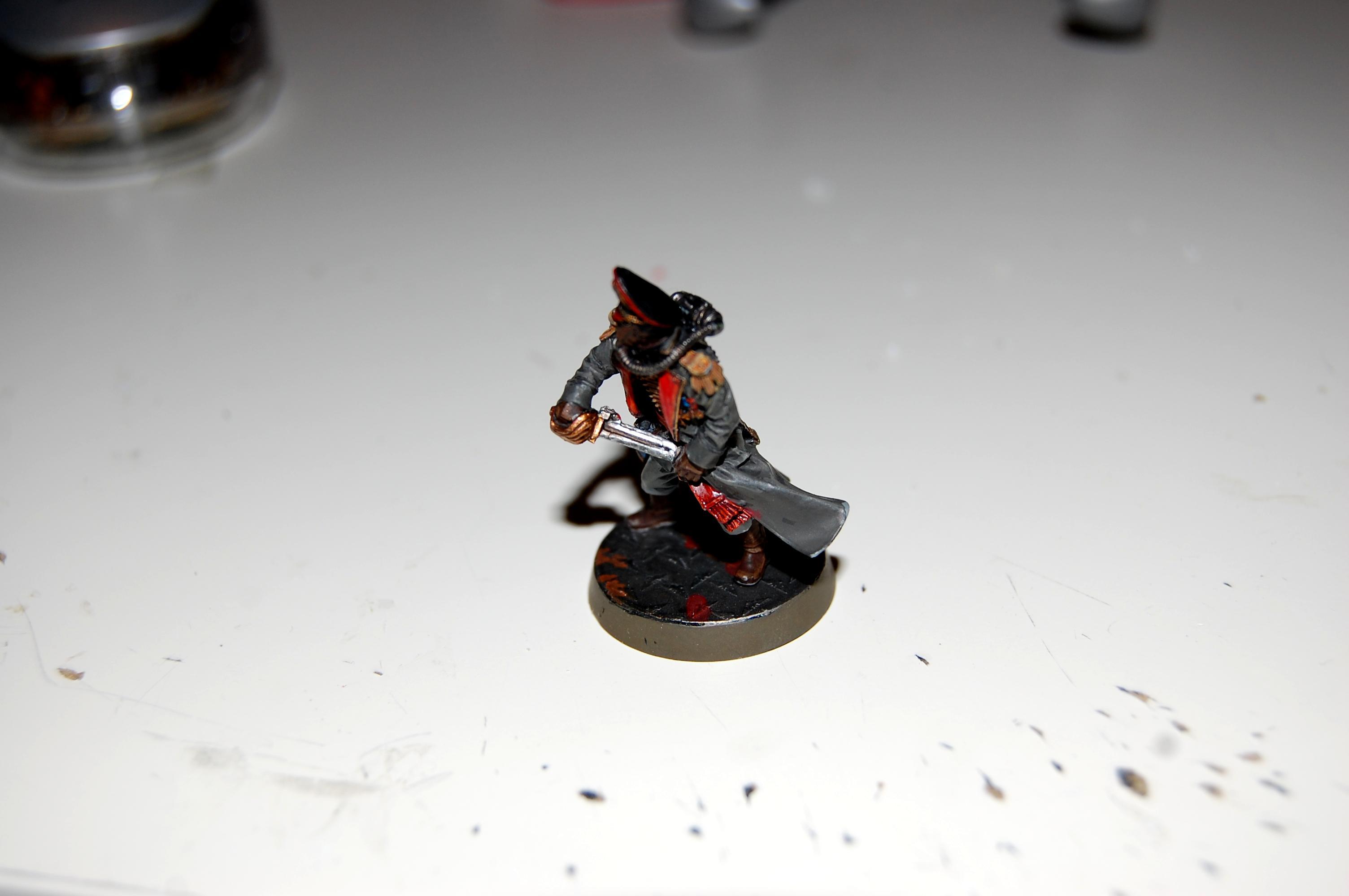 Commissar, Death Korps of Krieg