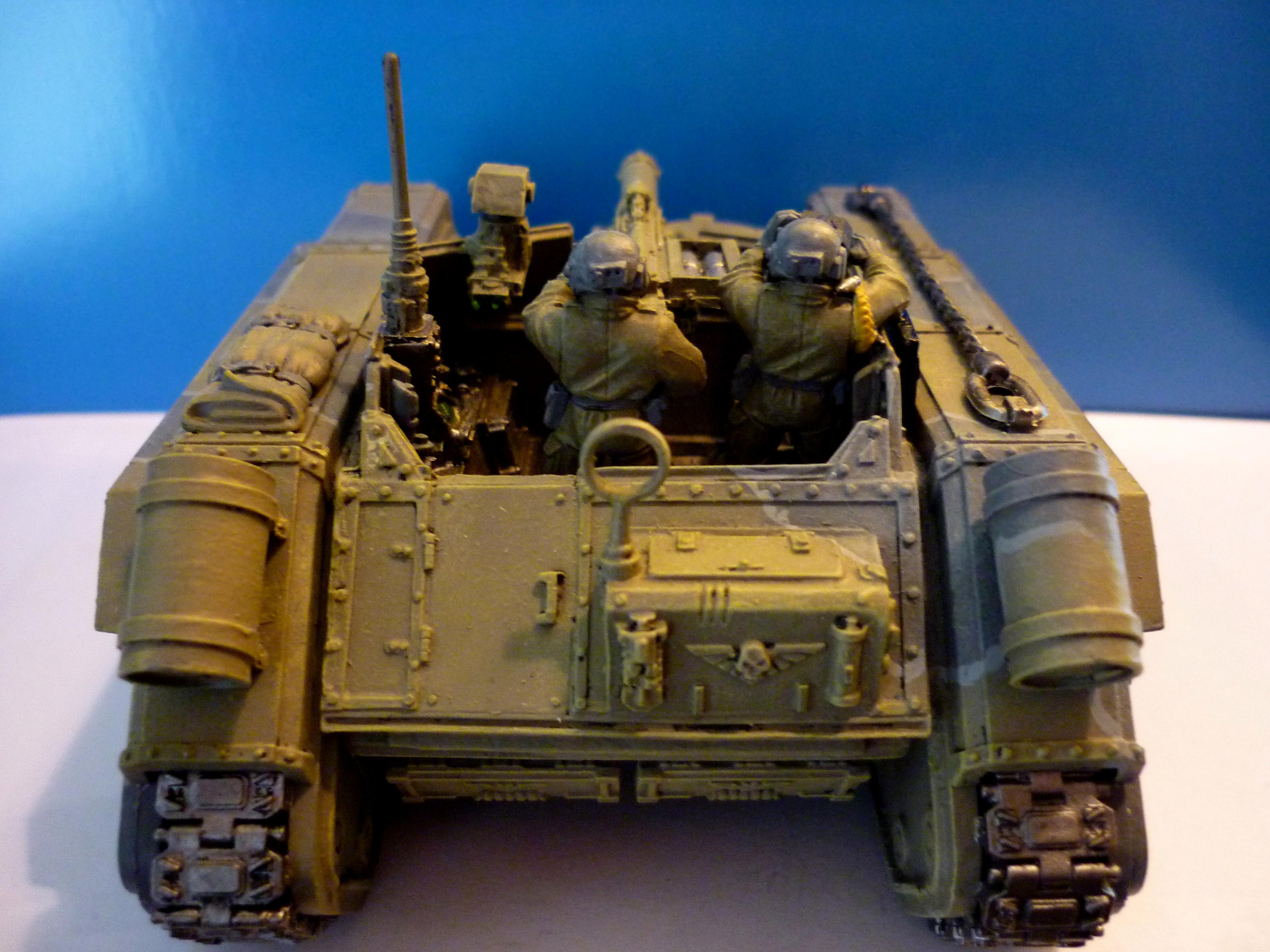 Imperial Guard, Tank