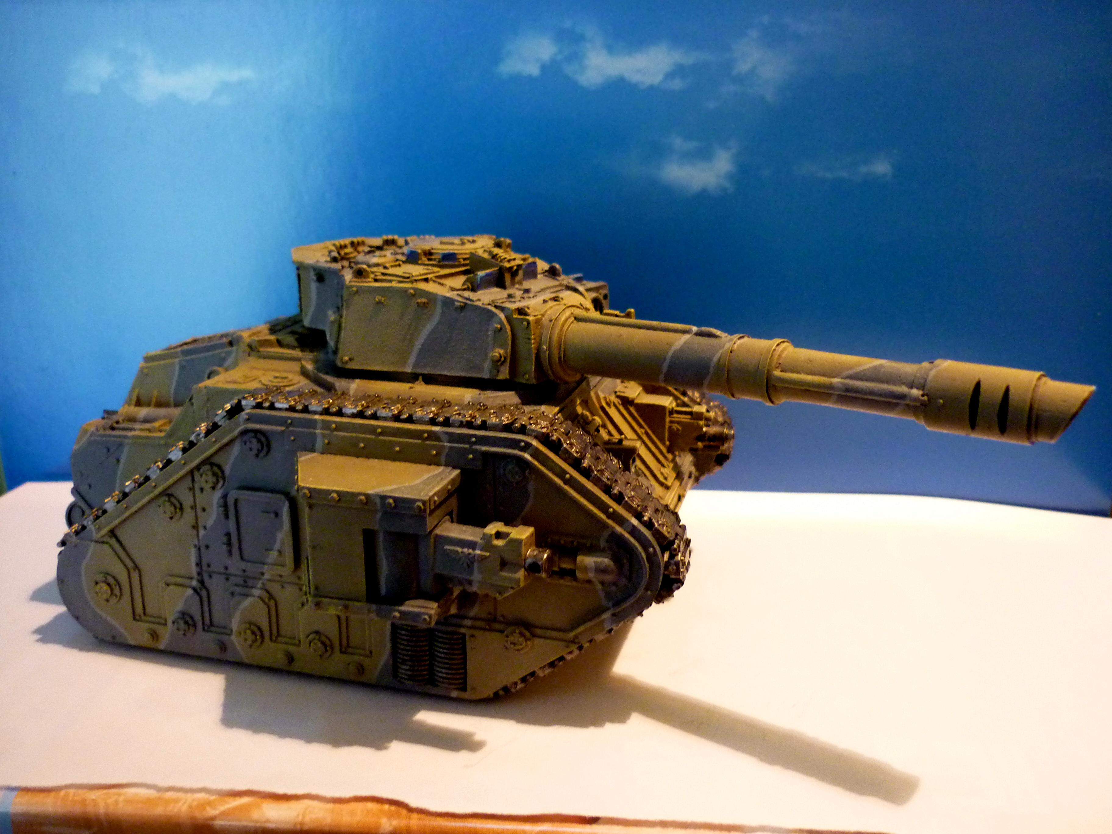 Imperial Guard, Tank, Vanquisher