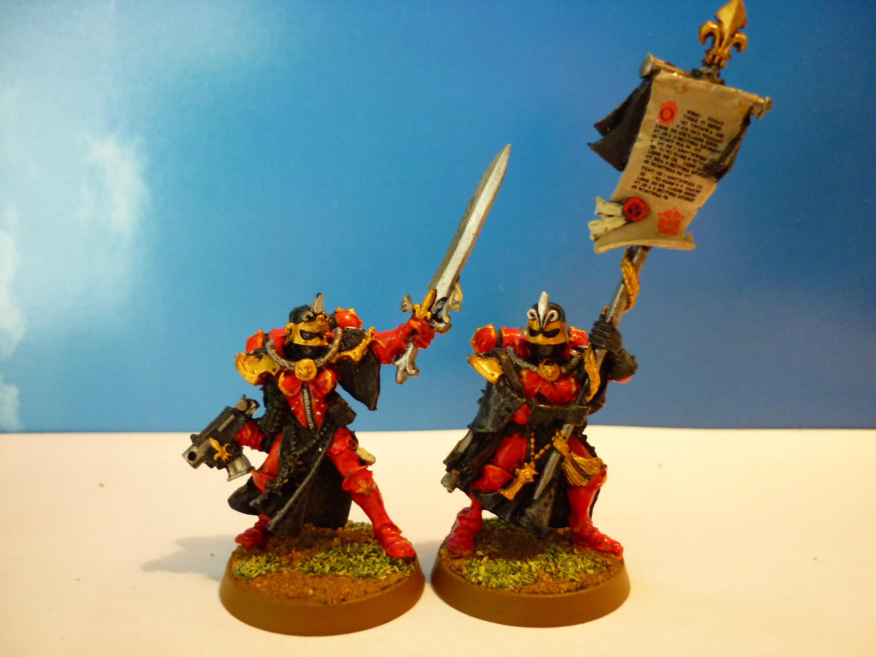 Sisters Of Battle, Warhammer 40,000, Witchhunters