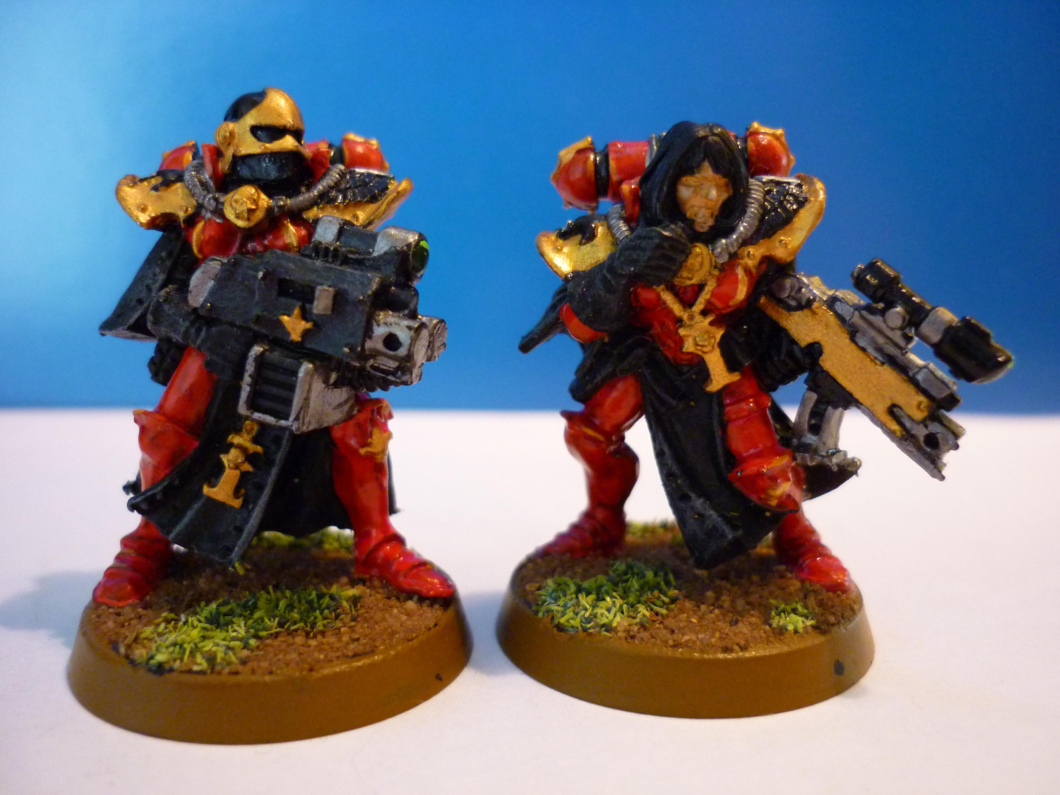 Sisters Of Battle, Witchhunters