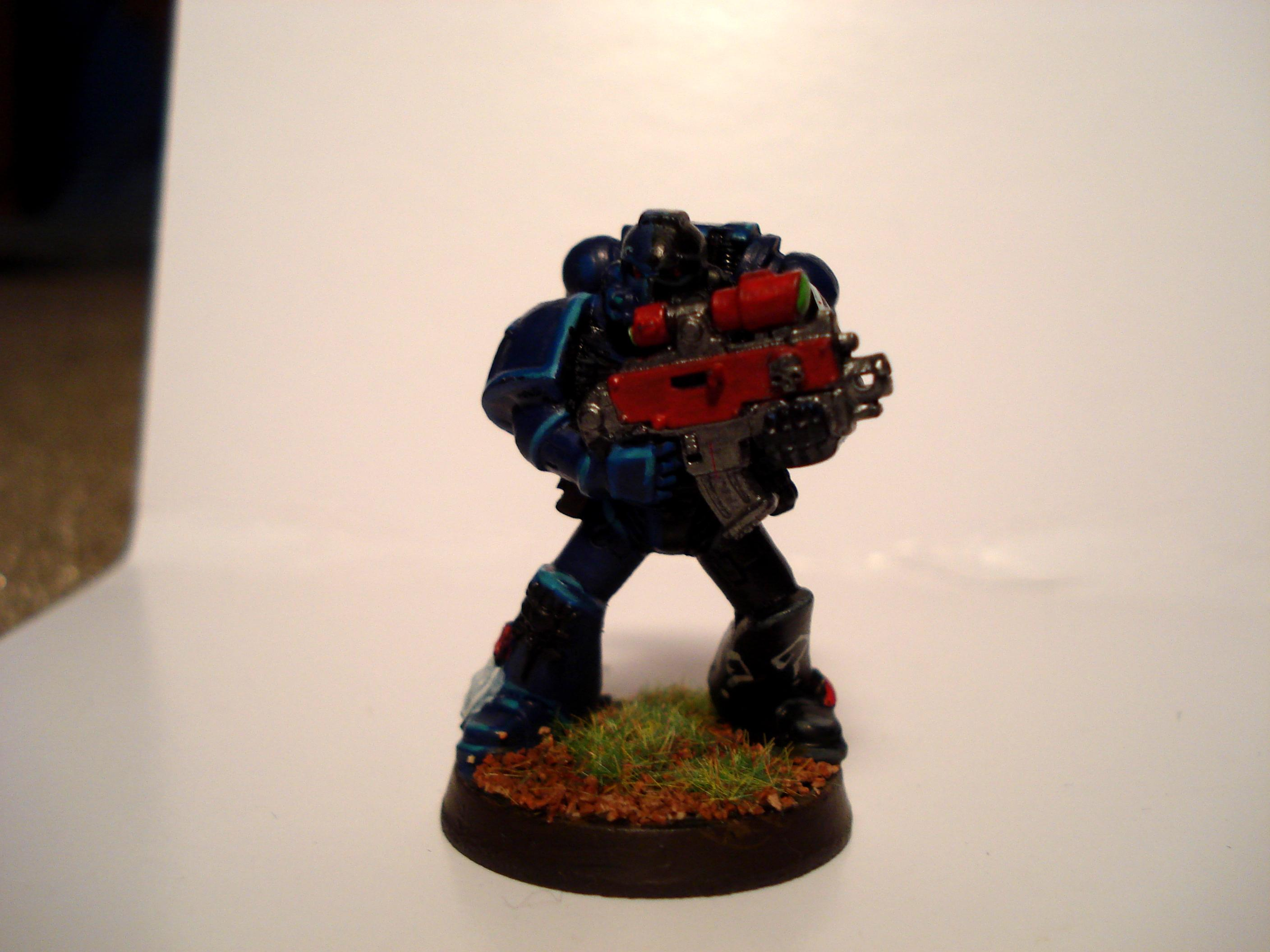 1st space marine front