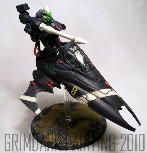 Eldar, Jetbike, Skimmer, Vyper, Warhammer 40,000