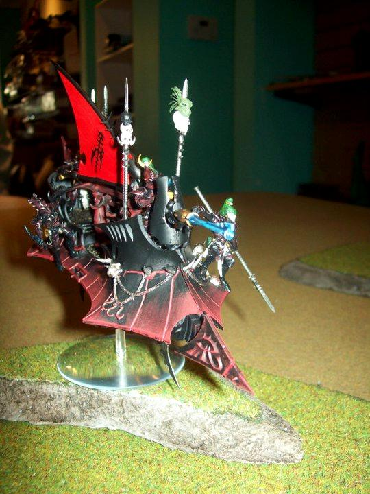 Dark Eldar, Raider