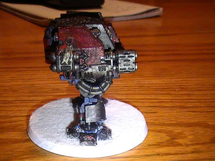 Dreadnought, Ultramarines, Warhammer 40,000