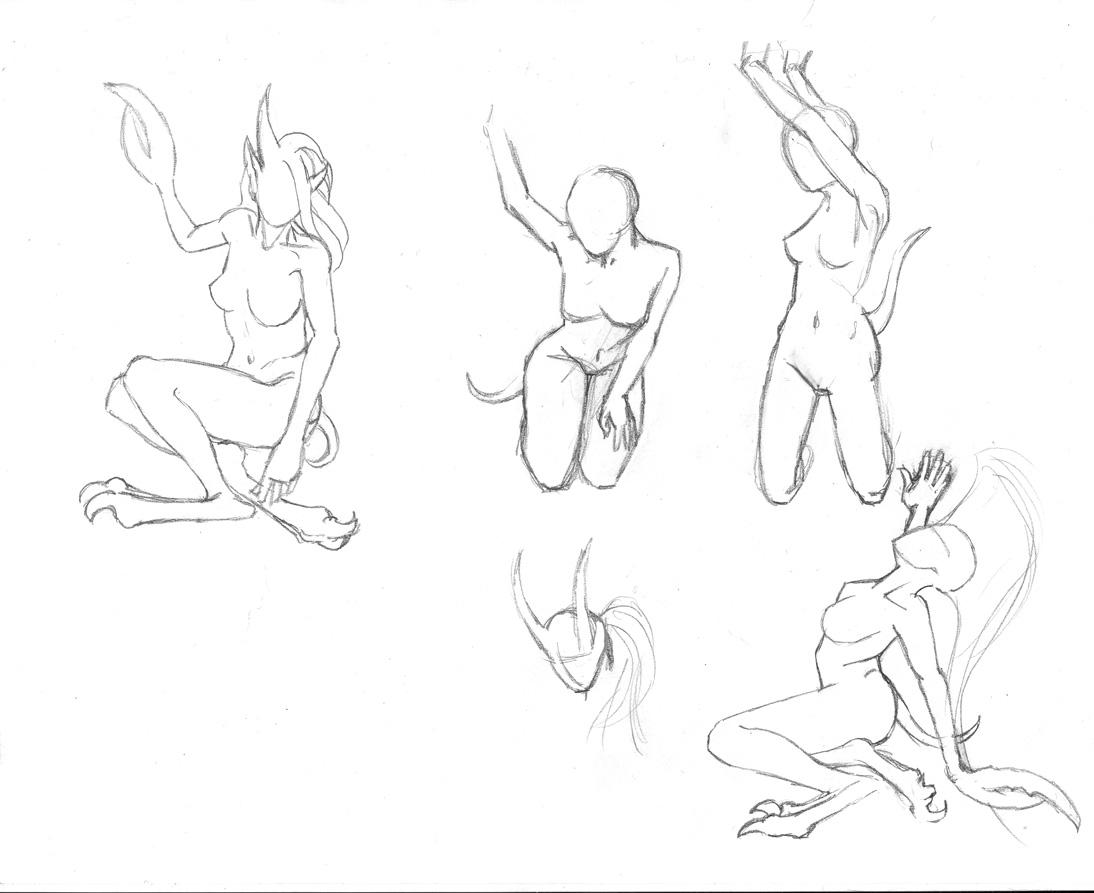 Chaos, Drawing, Sketch
