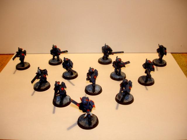 Fire Warriors, Sa%27cea, Sa'cea, Tau