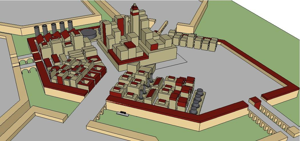 1984, City, Imperium, Oppressive, Redemption Sector, Troll Forged Miniatures, Urban, Urban Planning, Warhammer 40,000