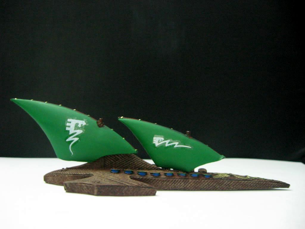 Elves, Man O War, Ships, Uncharted Seas