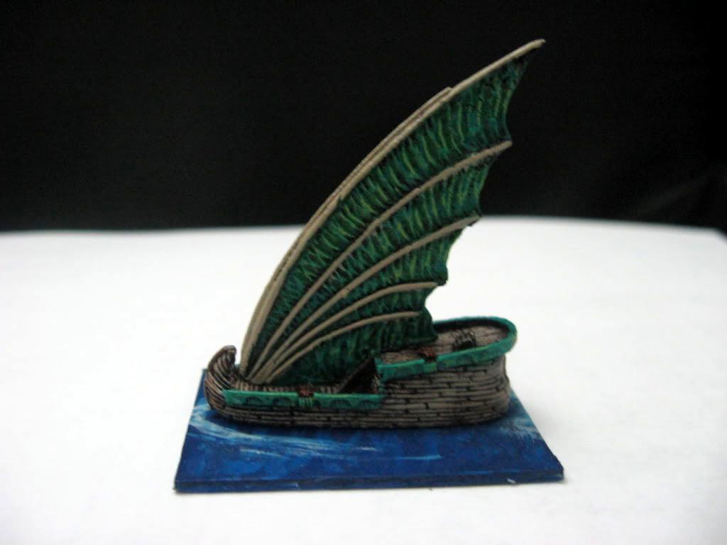 Dragon Lords, Man O War, Ships, Uncharted Seas