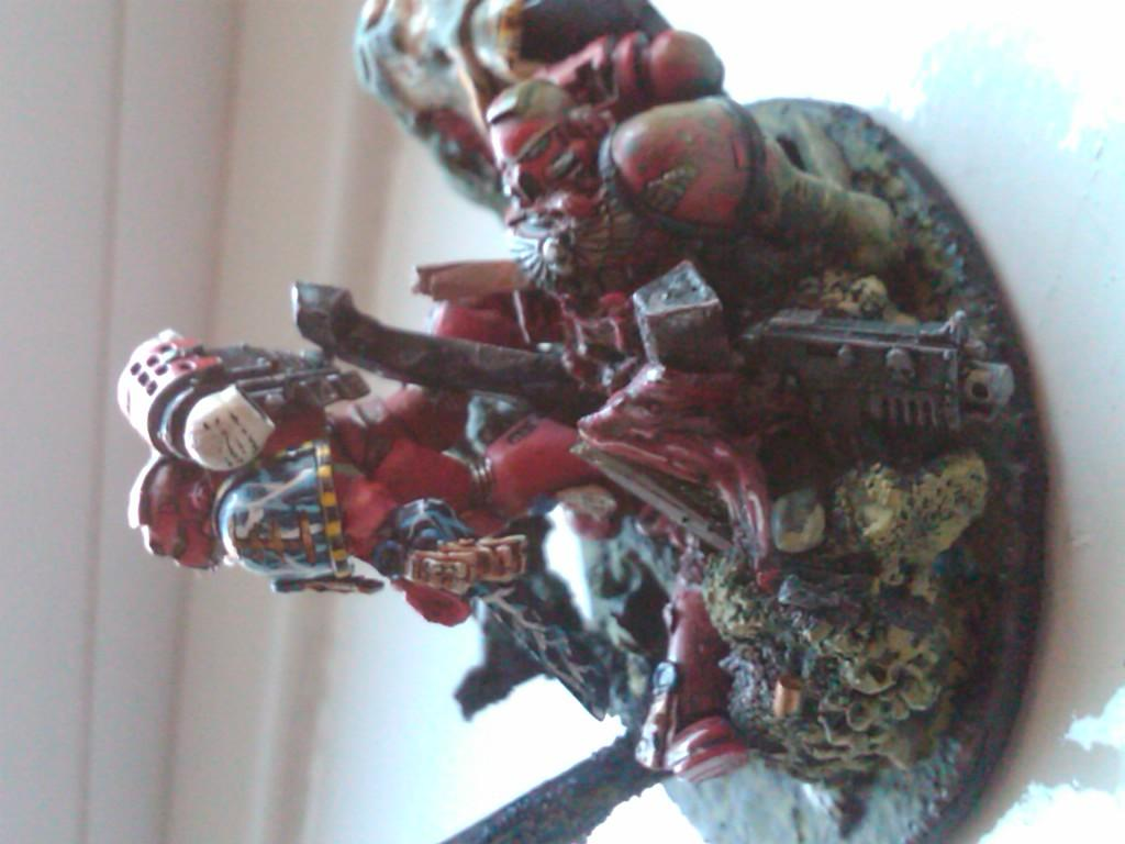 Blood Angel Iquisitor Lord