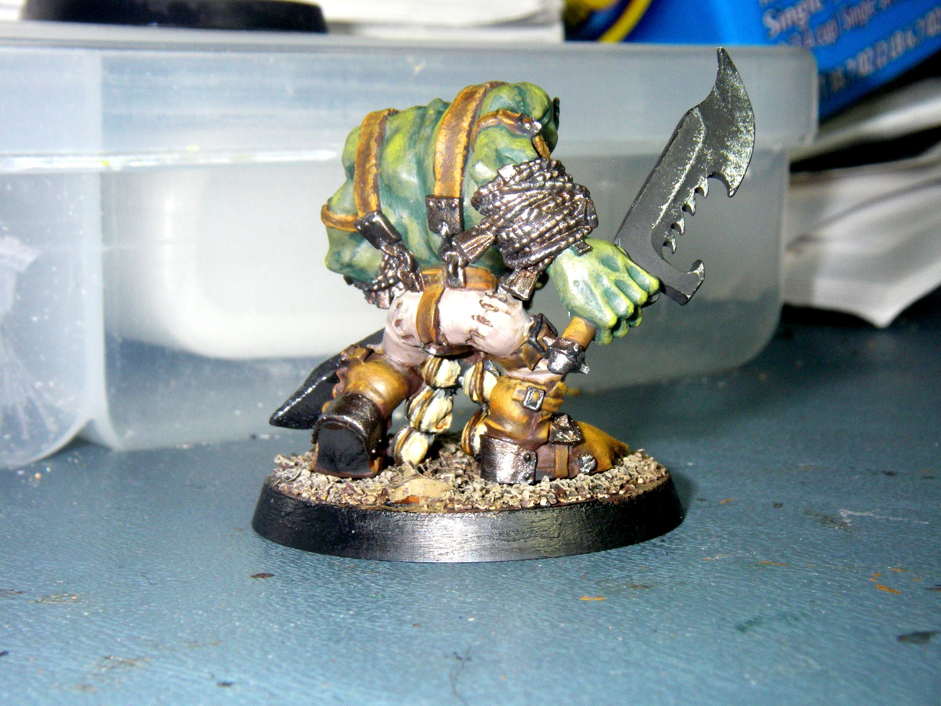 Boss Snikrot, Kommando, Orks, Snikrot
