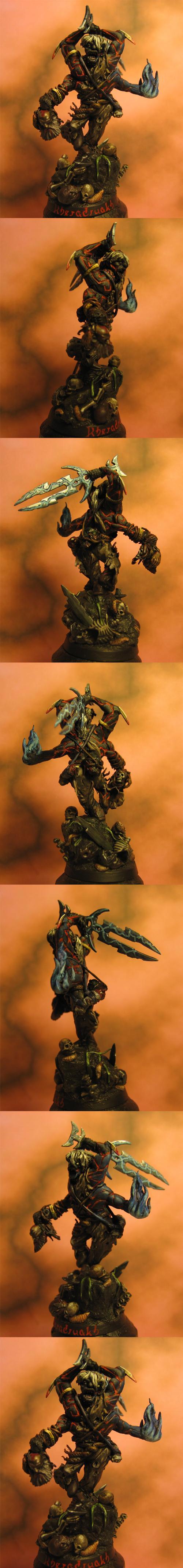 Dark Eldar, Kheradruak, Mandrake