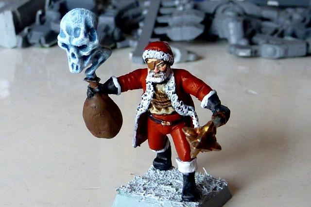 Christmas, Complete, Conversion, Humor, Santa Claus, Wizard