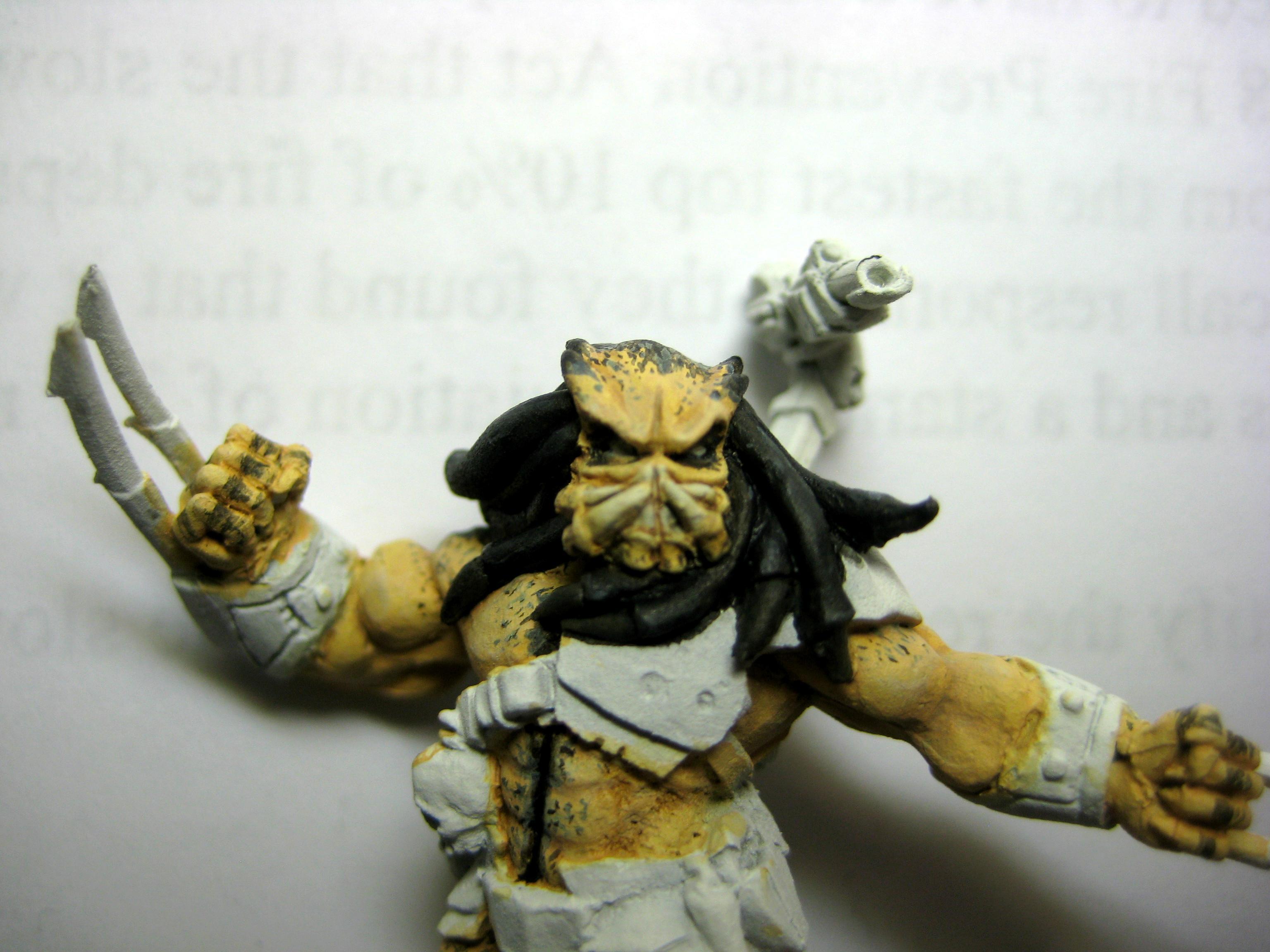 Heresy, Hurn, Inquisitor, Predator, Warhammer 40,000, Work In Progress