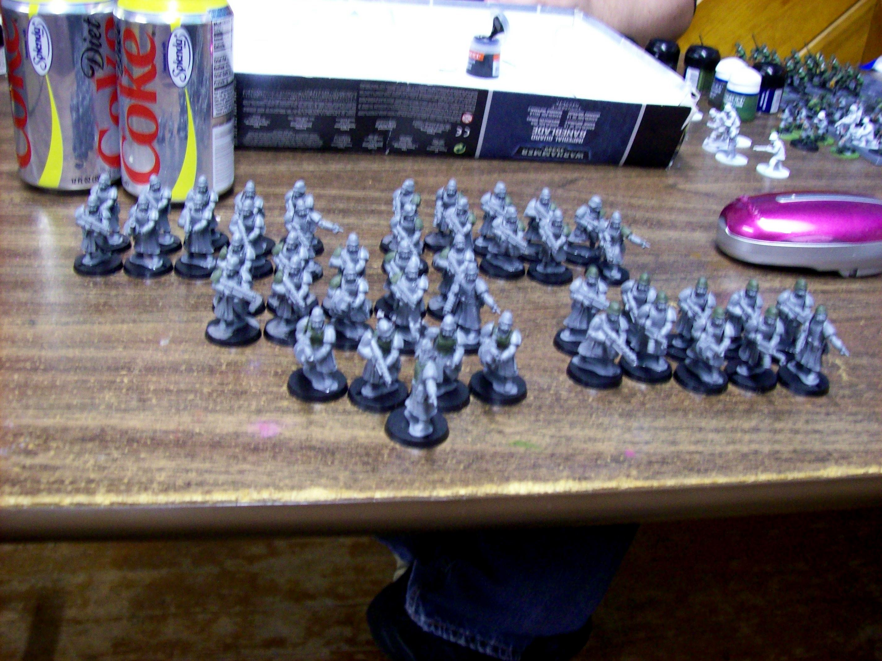 Greatcoat, Imperial Guard, Infantry, Wargames Factory