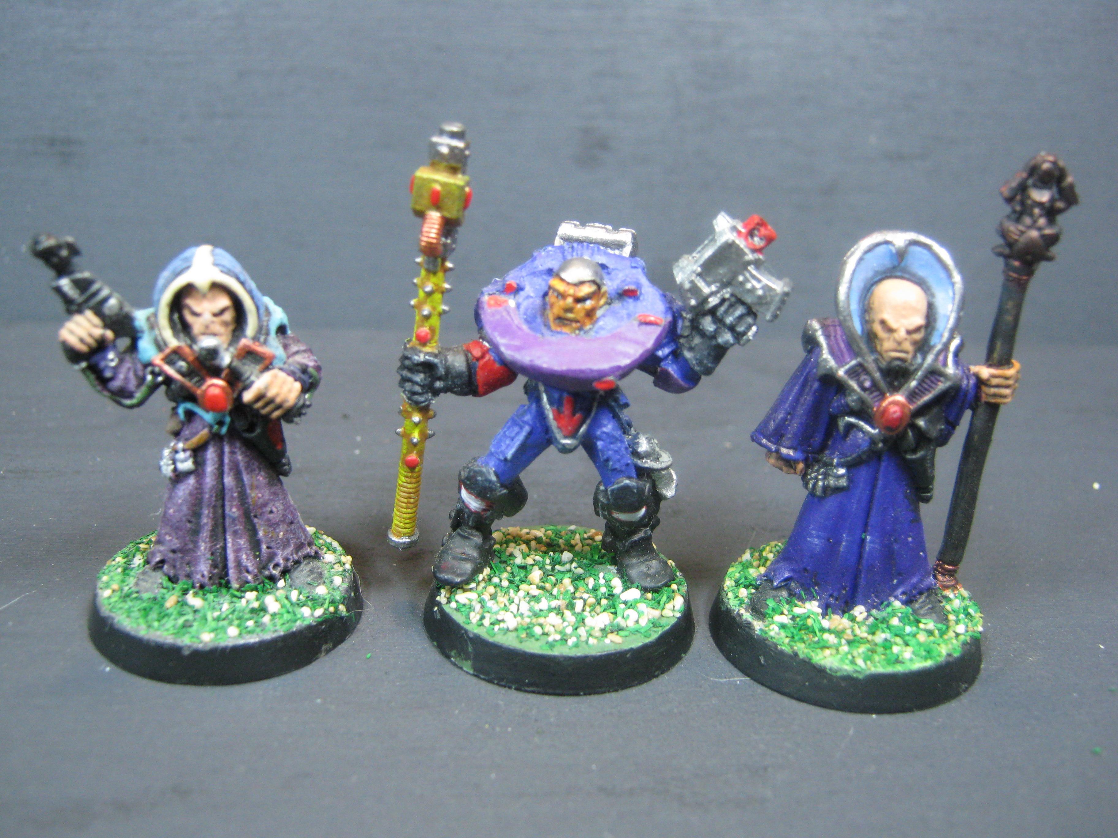 Genestealer Cult, Magos, Mutant, Psyker