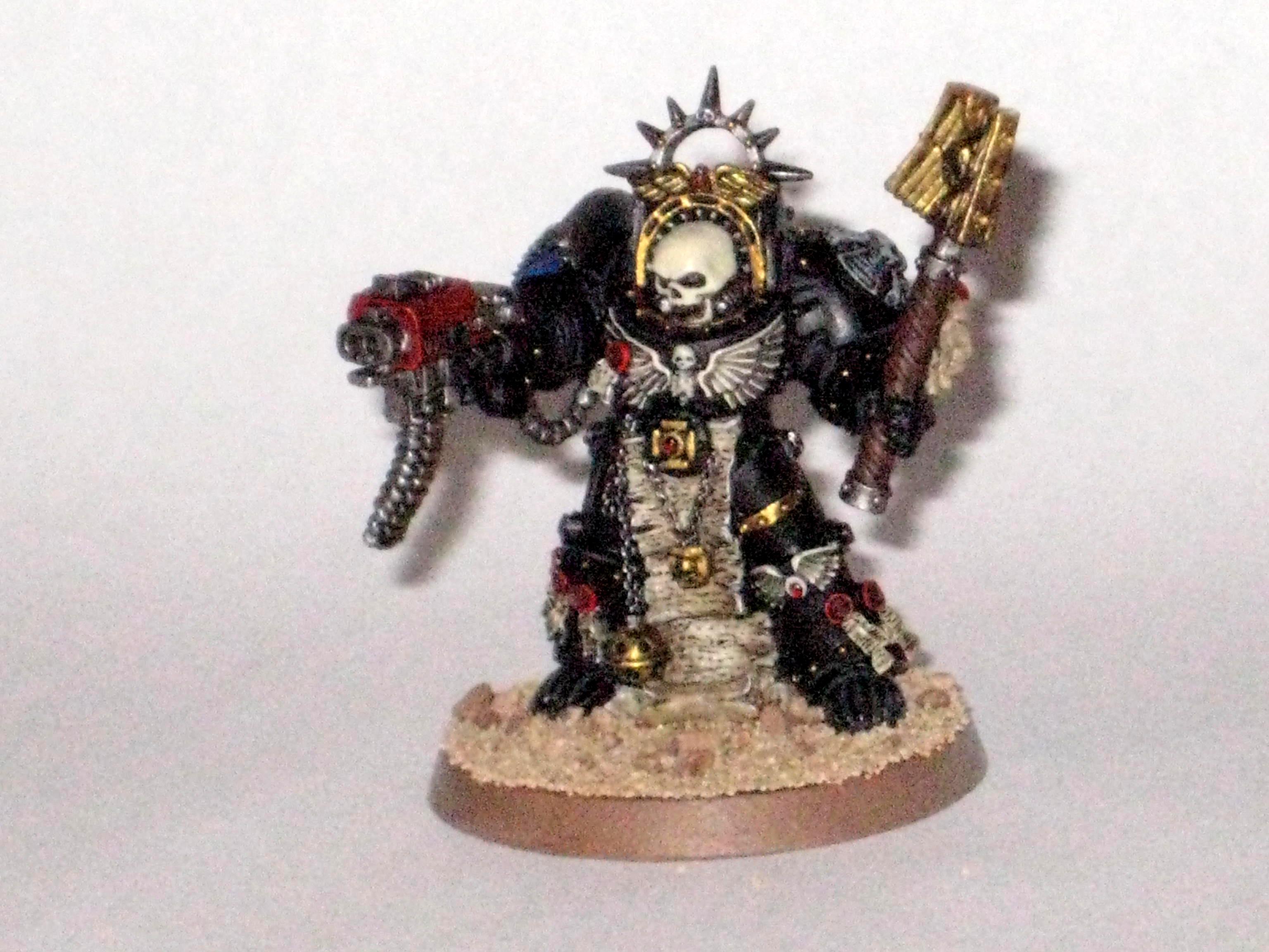 Chaplain, Imperial Forces, Space Marines