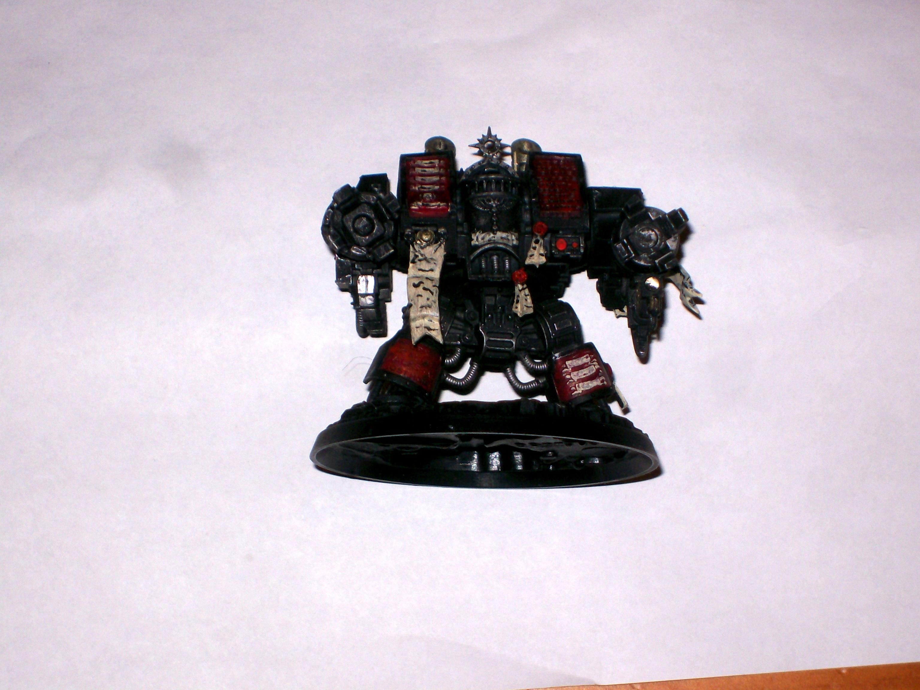 Blood Angels, Death Company, Dreadnought, Flesh Tearers