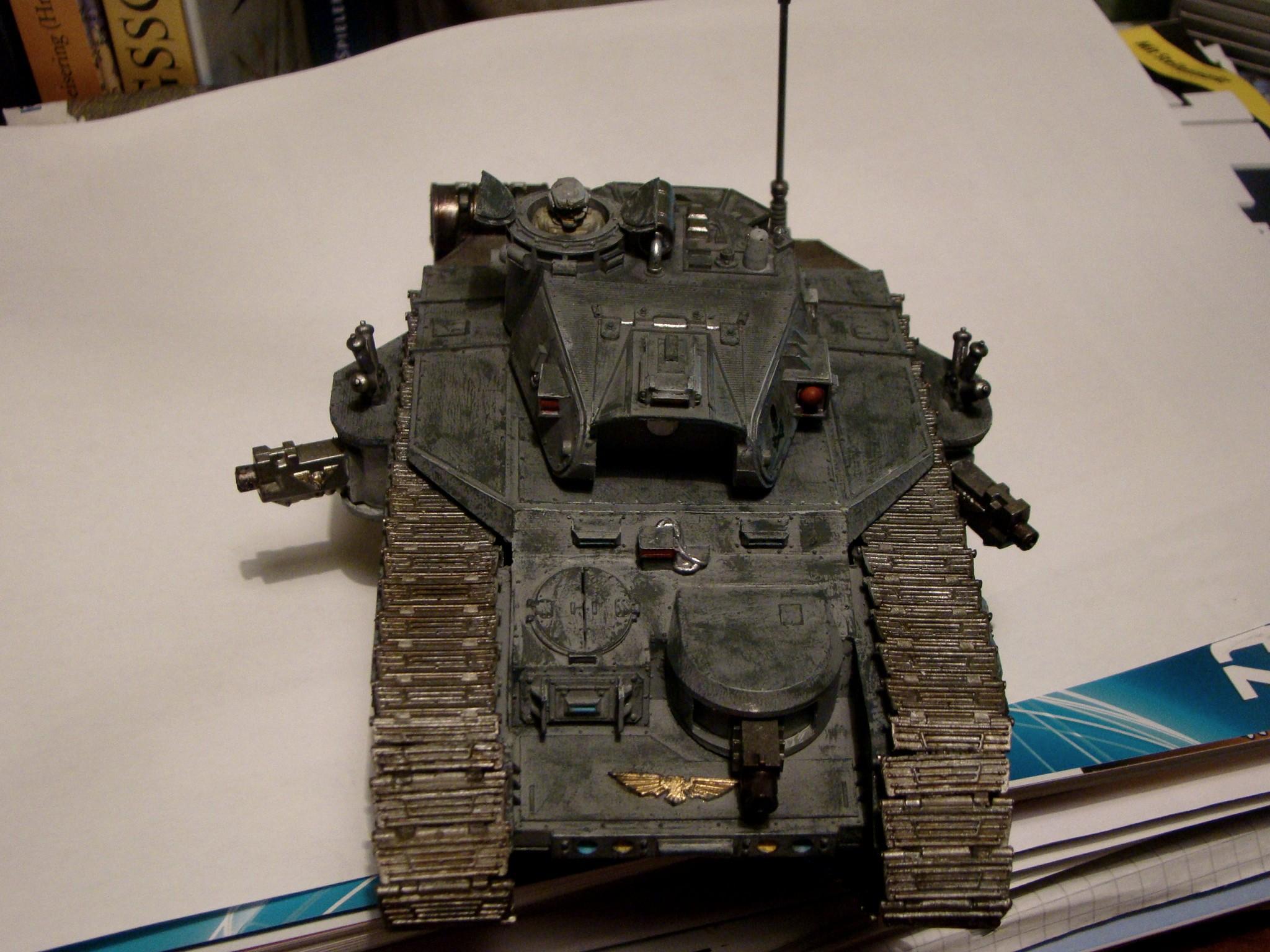 Imperial Guard, Tank, Warhammer 40,000