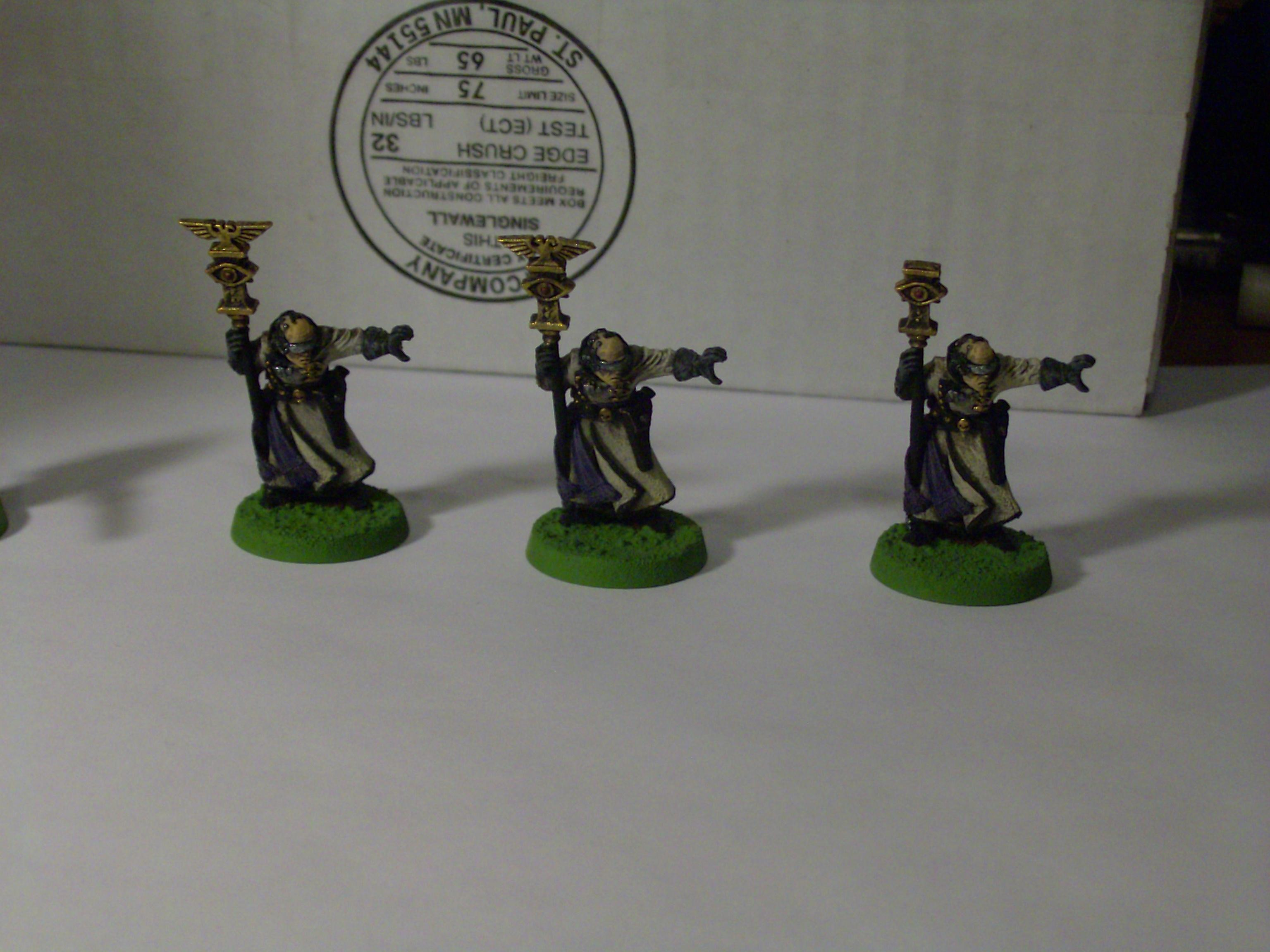 Imperial Guard, Psykers