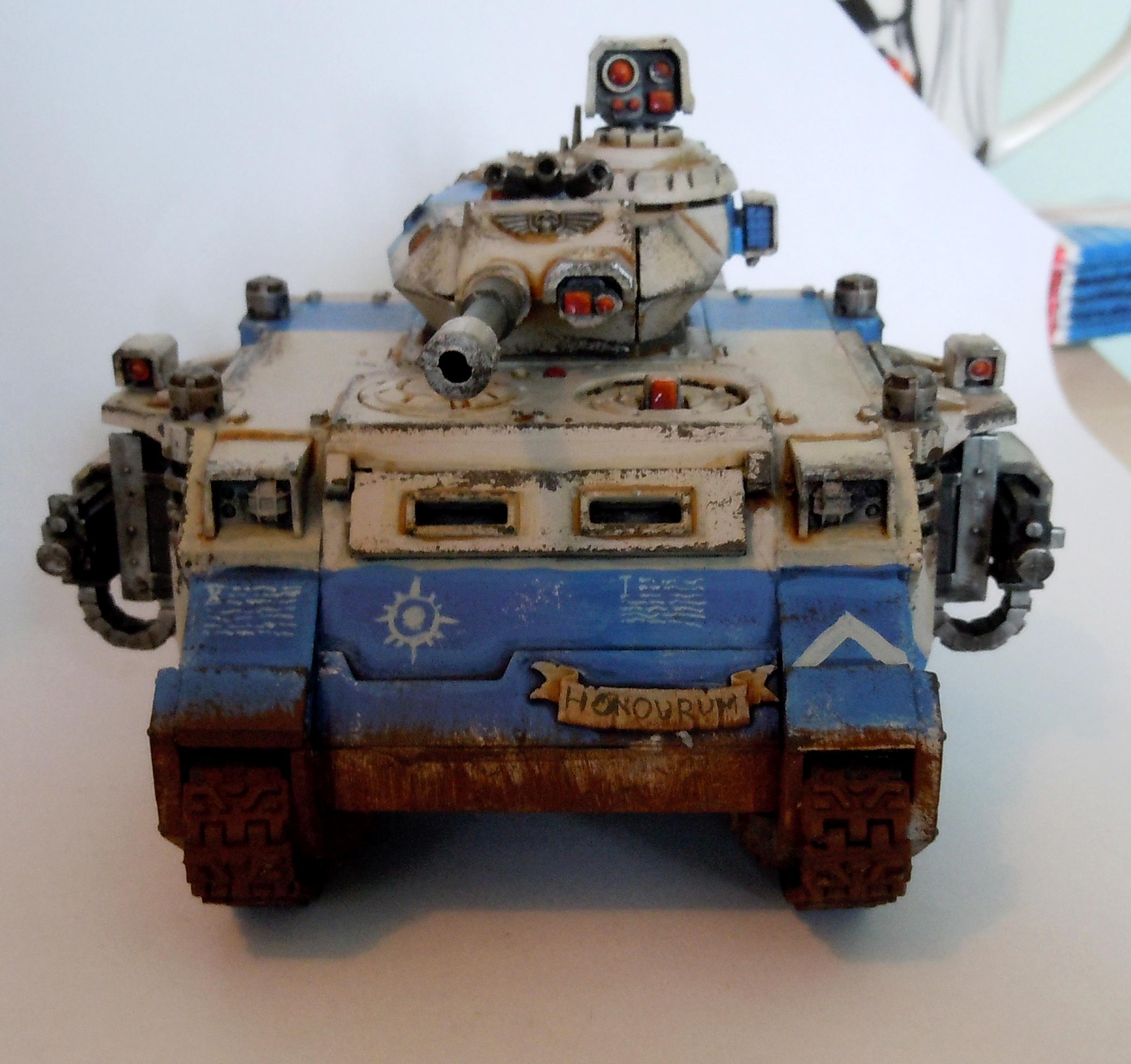 Novamarines, Predator, Space Marines