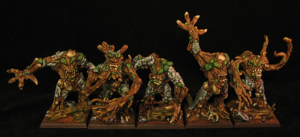 Treeman, We, Wood Elves