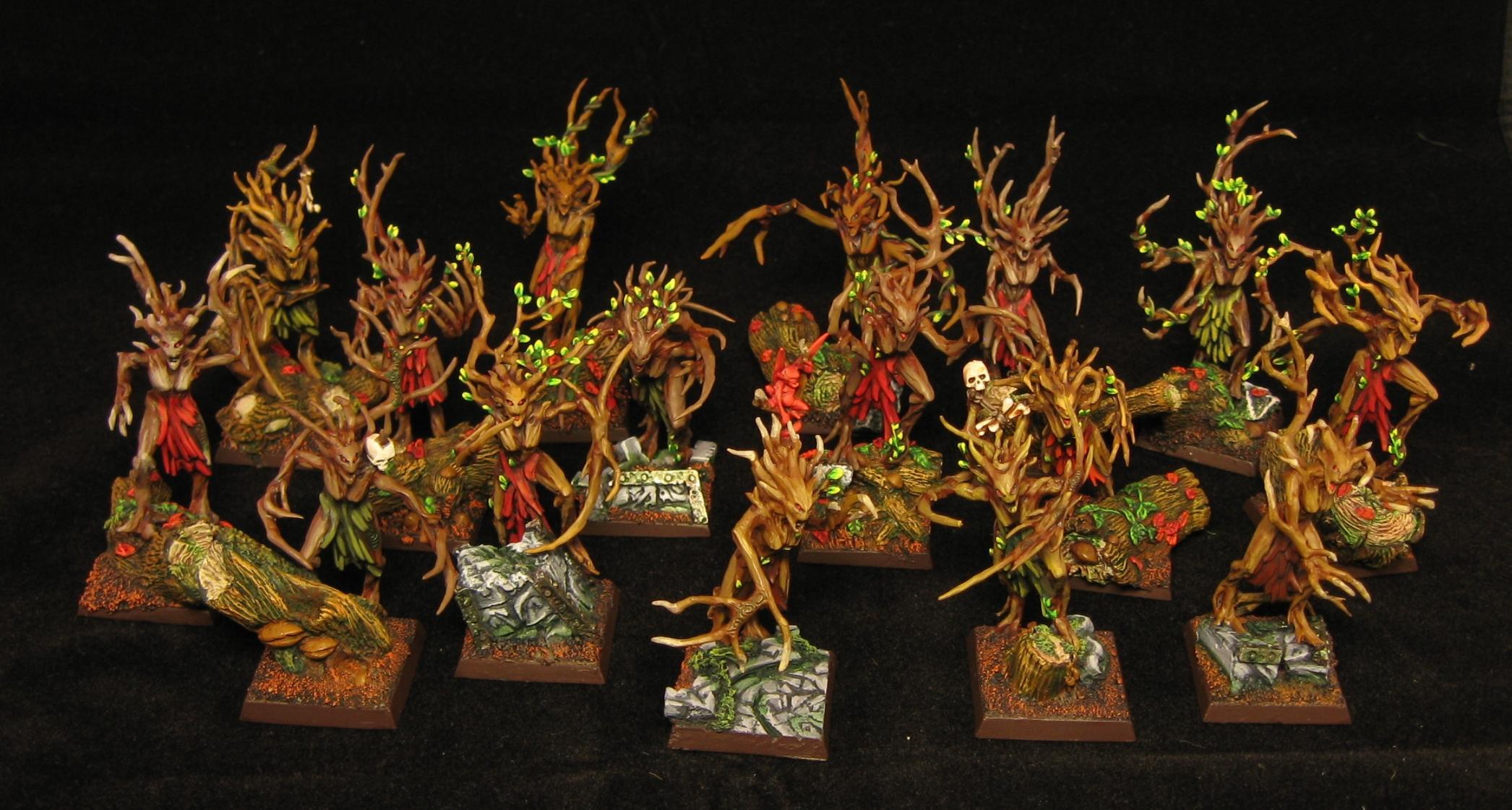 We, Wood Elves, we dryads 2
