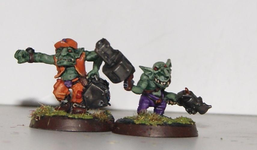 Conversion, Grot Rebellion, Grot Rebels, Grots, Orks, Warhammer 40,000