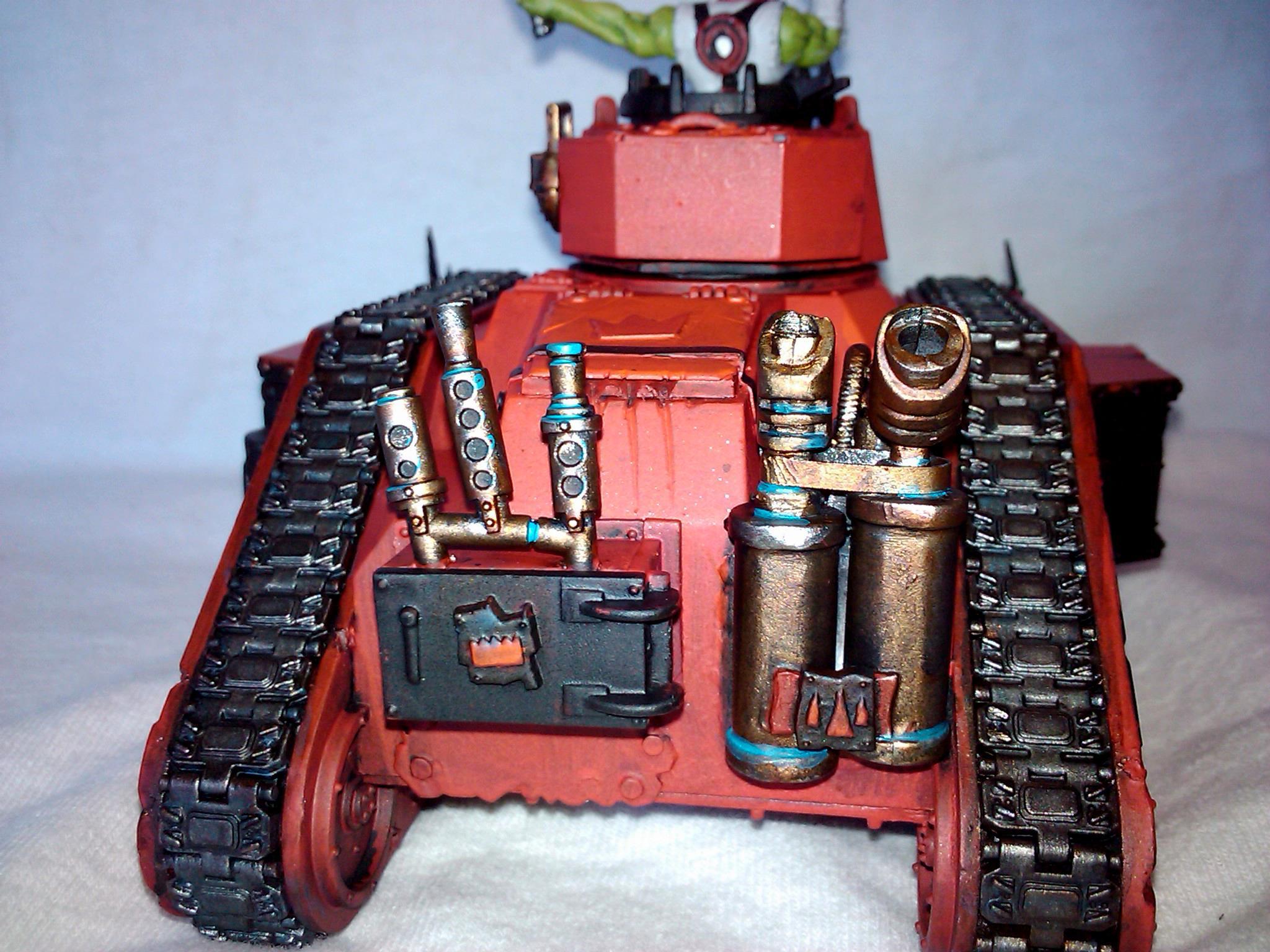 Orks, Tank
