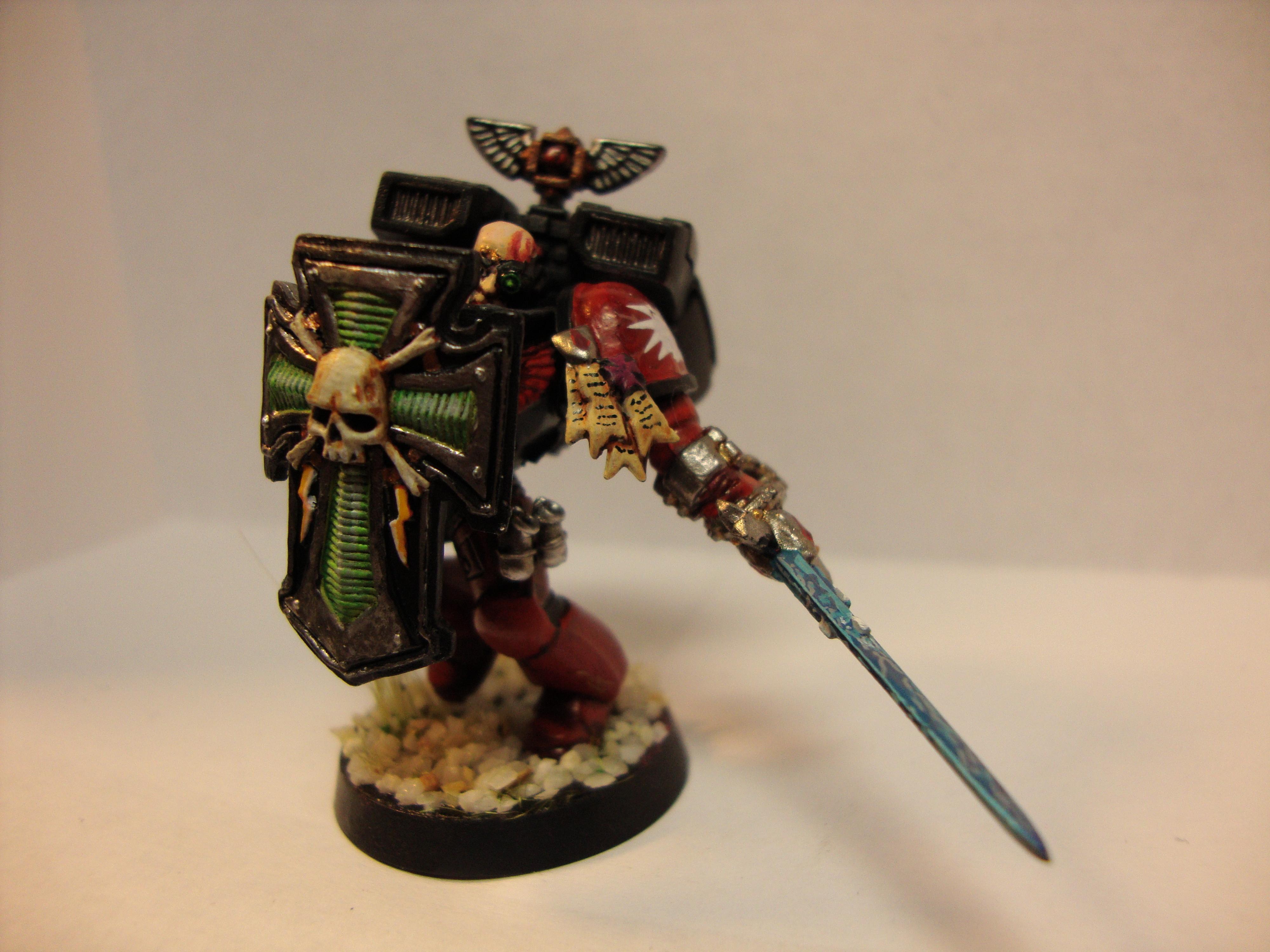 Blood Dragon, Sgt. Mael