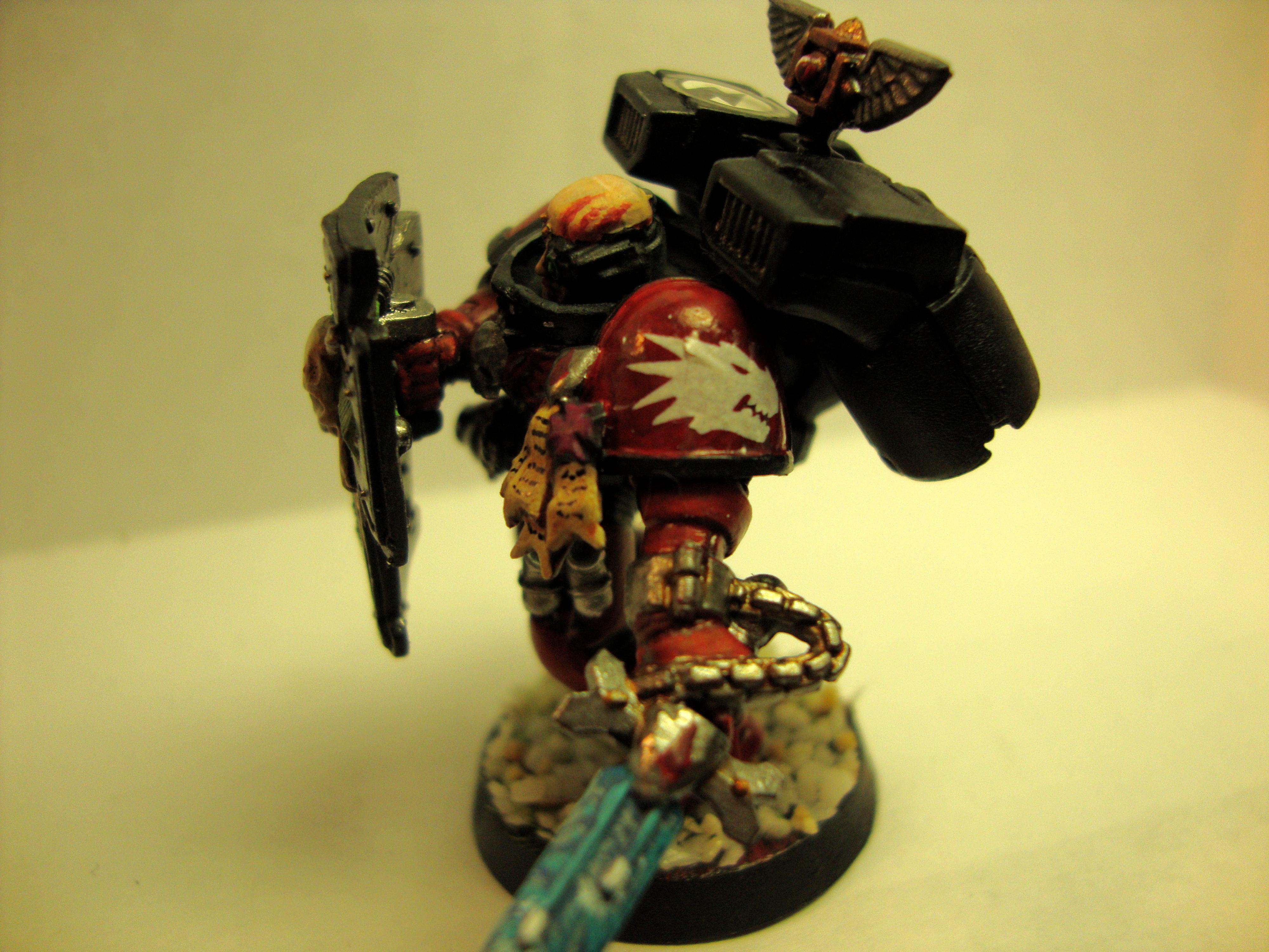 Blood Dragon, Sgt Mael