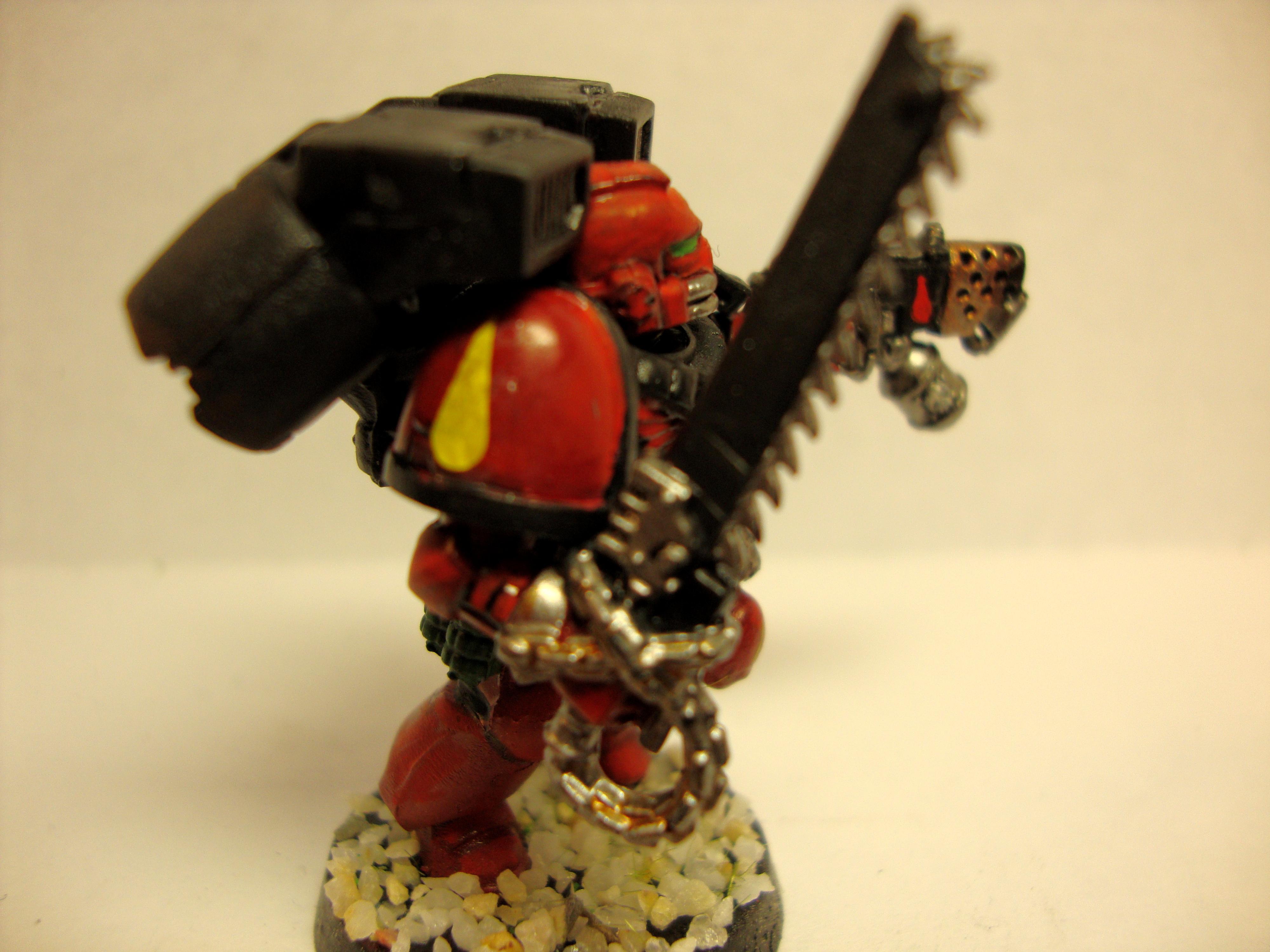 Blood Dragon, blood dragon specialist Enrick