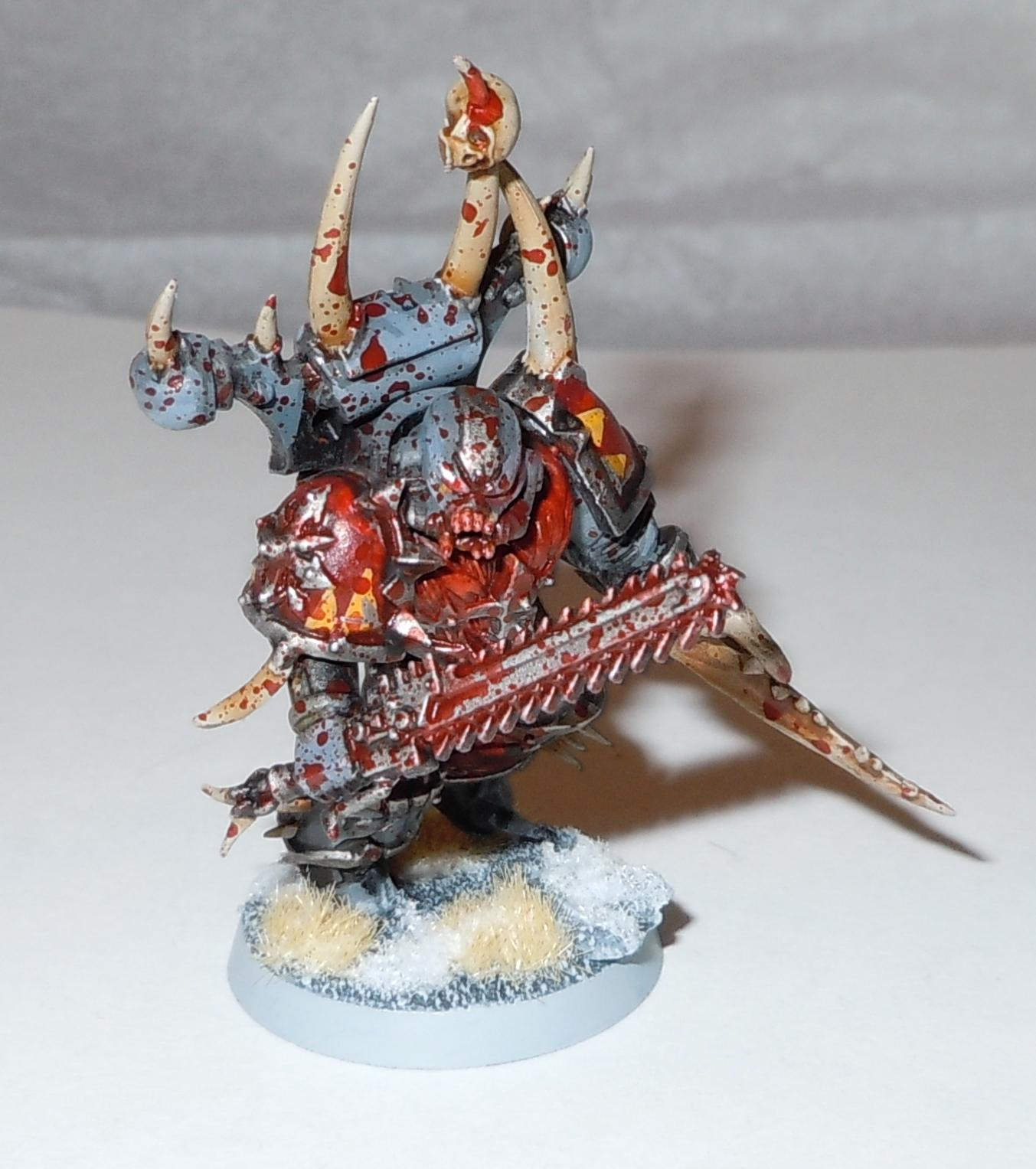 Chaos, Chaos Space Marines, Khorne, Possessed, Space Wolves, Wufen