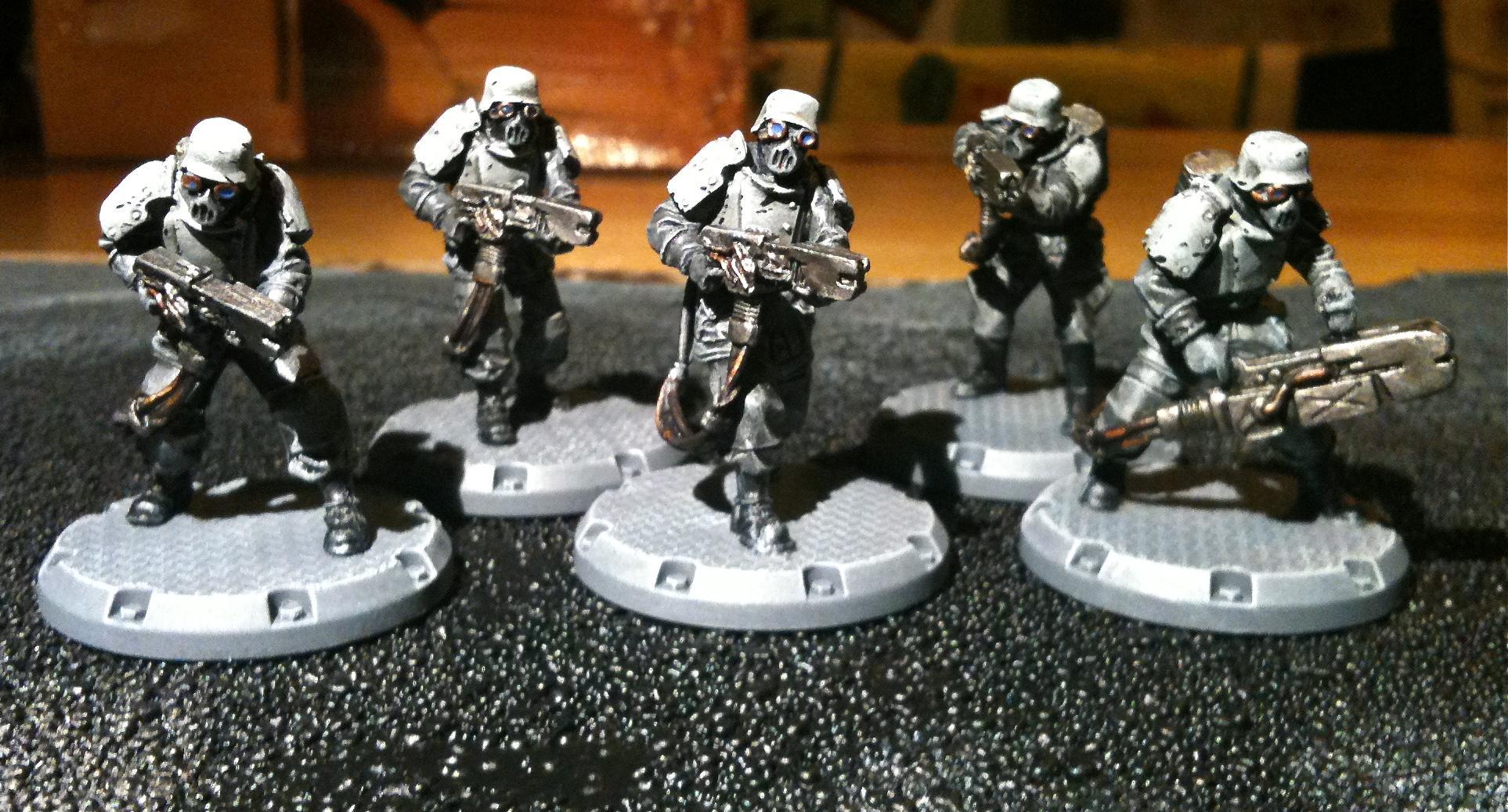 Allies, Axis, Dust, Dust Tactics