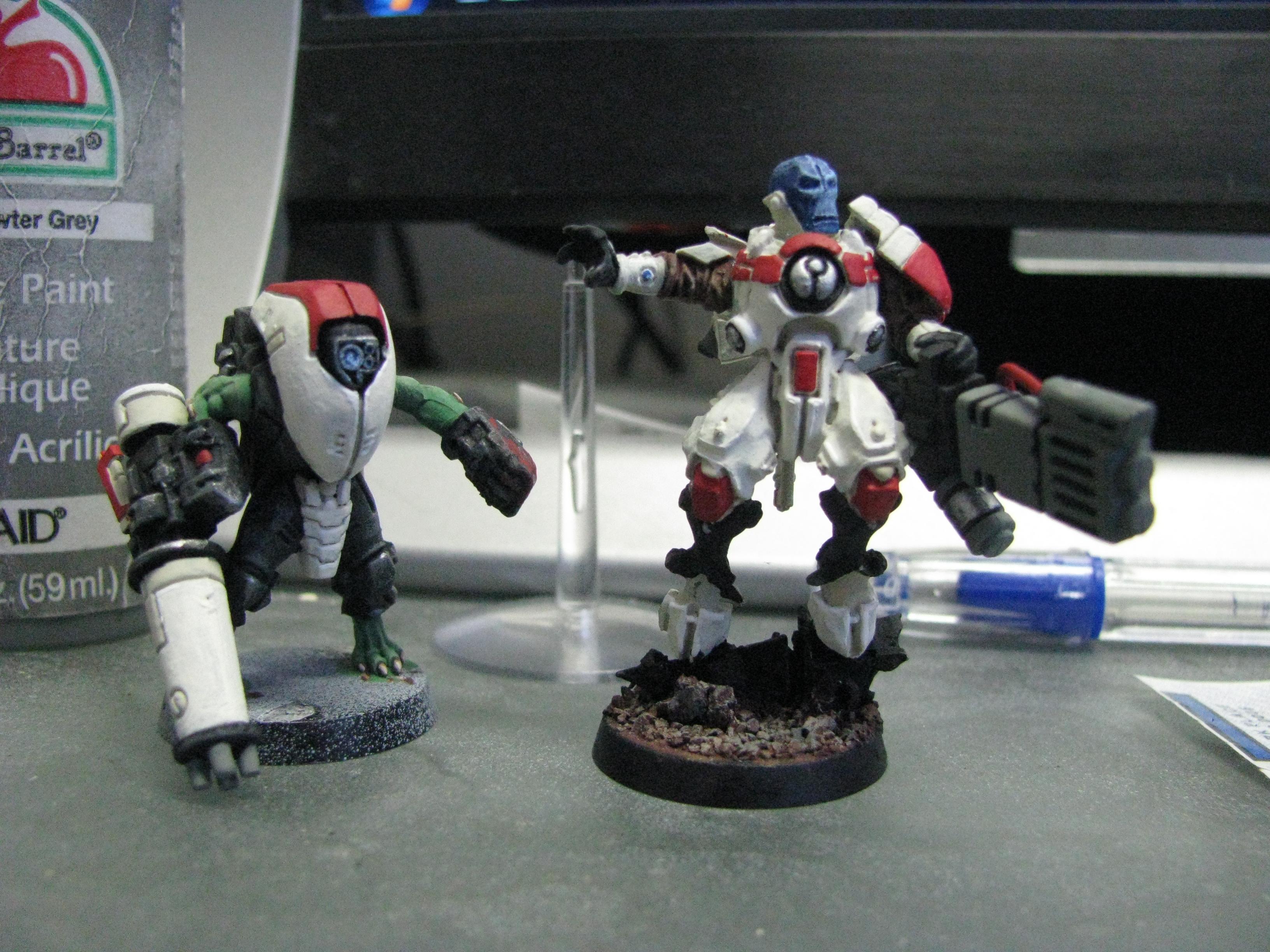 As, Counts, Kroot, Marker Light, Shadowsun, Stealth, Tau, Team