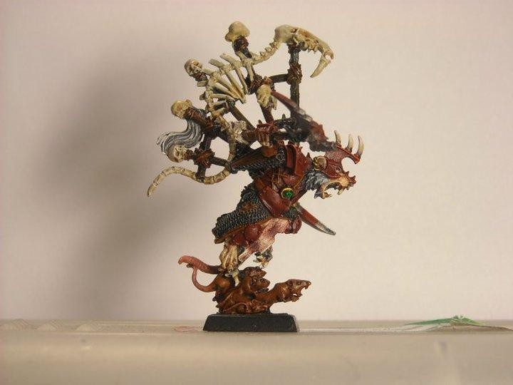 Headtaker, Queek, Queek Headtaker, Skaven, Warhammer Fantasy