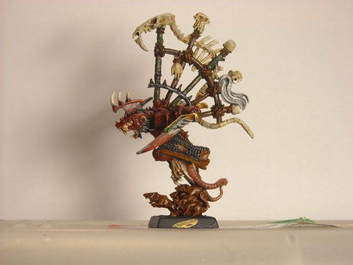 Queek Headtaker, Skaven, Warhammer Fantasy