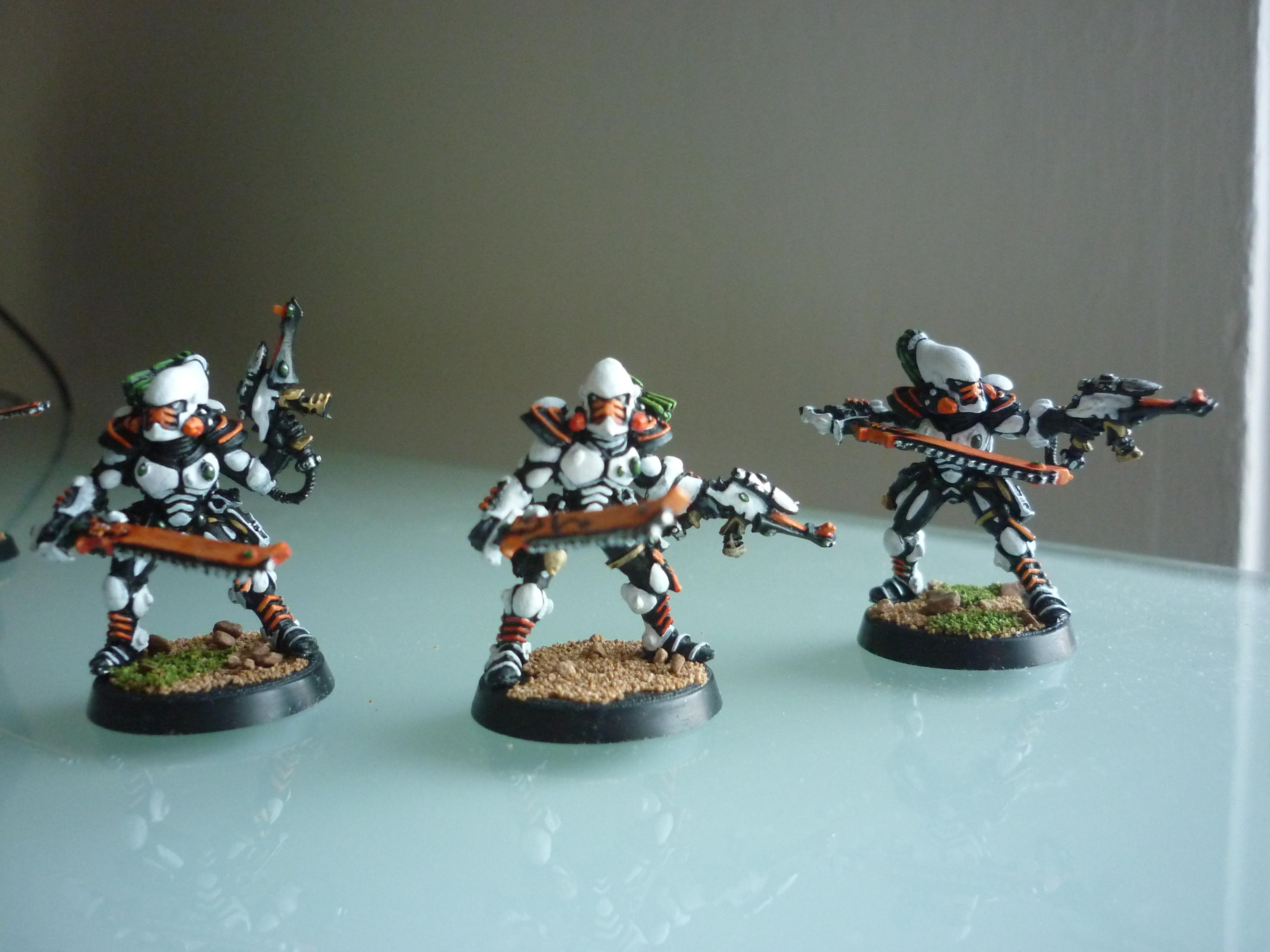 Aspect Warrior, Eldar, Striking Scorpions
