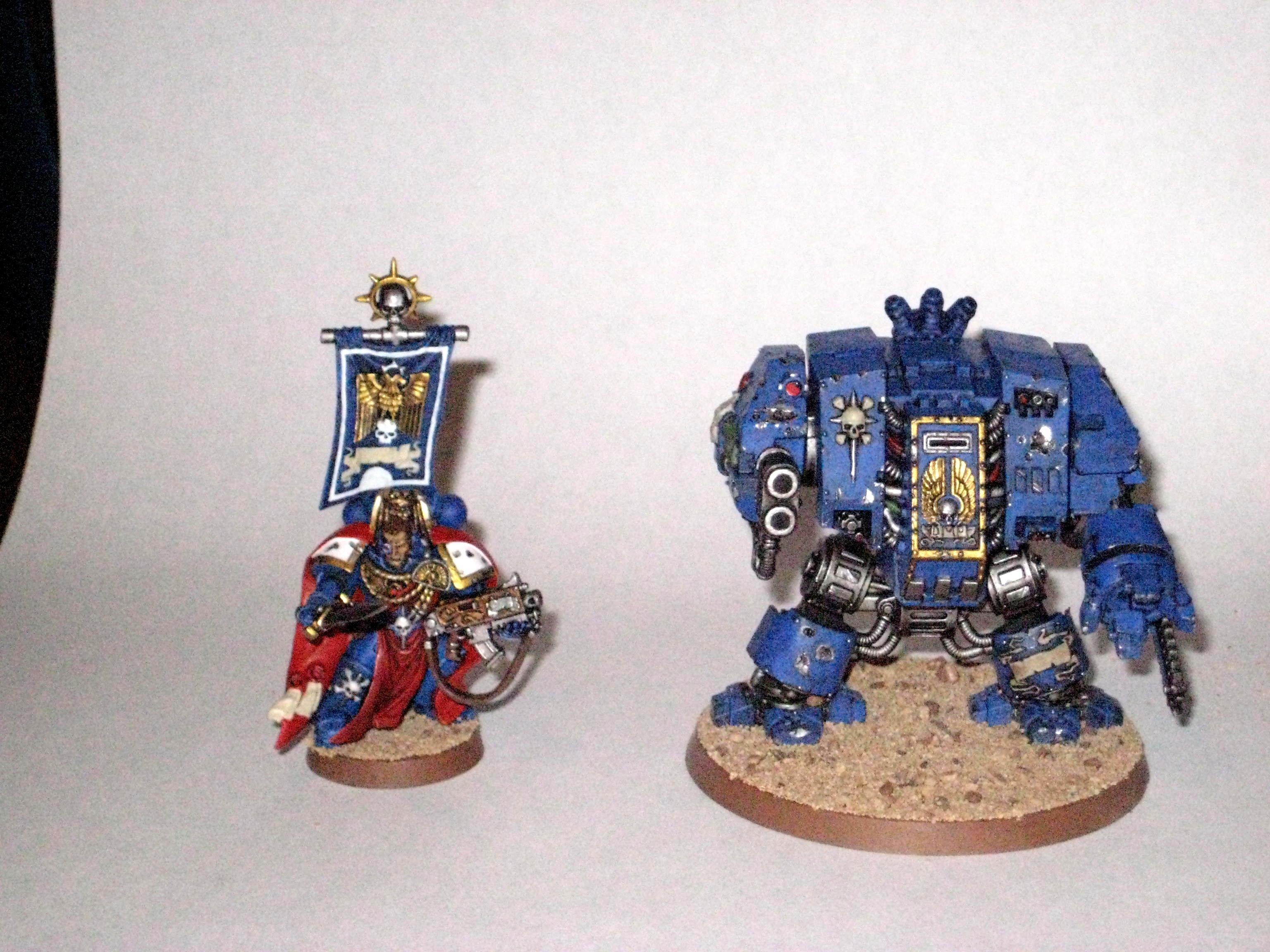 Imperial Forces, Space Marines