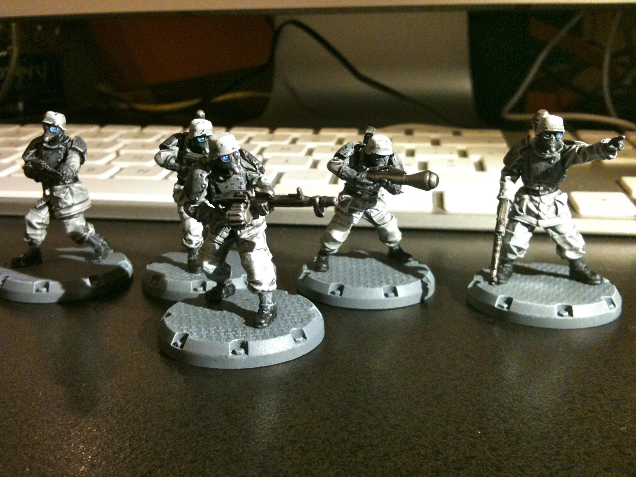 Axis, Dust Tactics