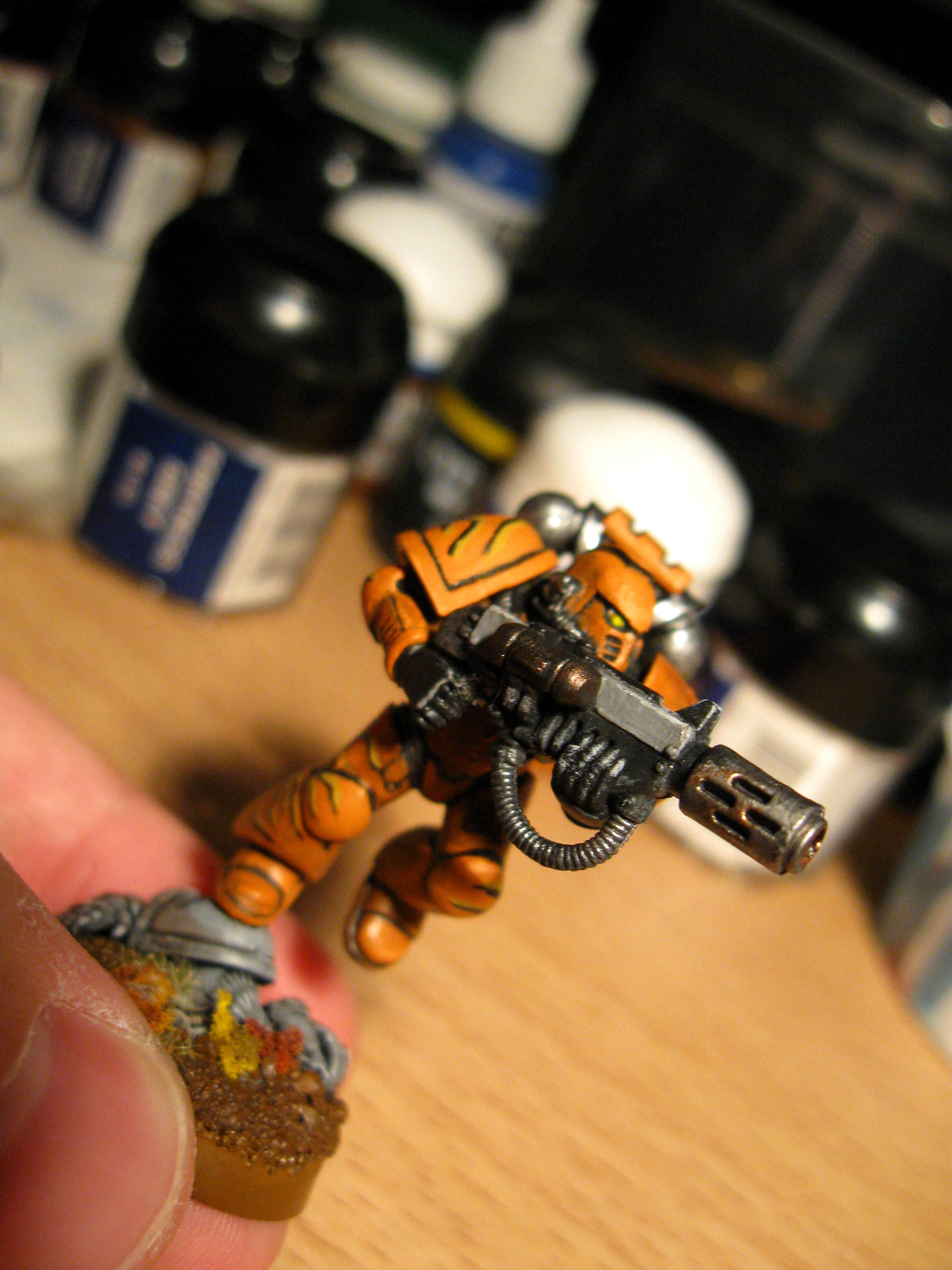 Astral Claws, Badab War, Meltagun, Space Marines, Tiger Claws, Warhammer 40,000