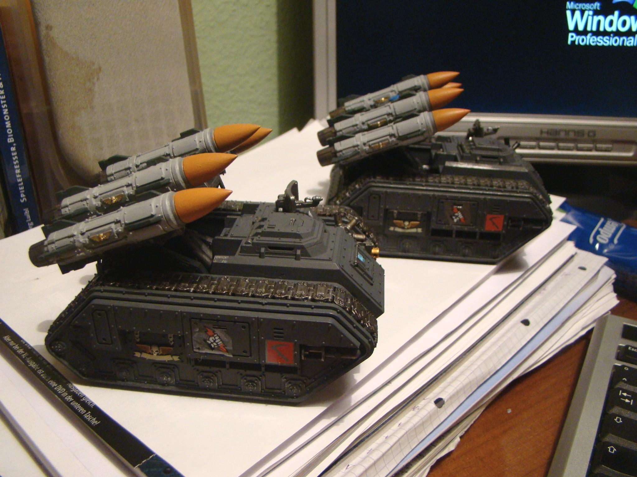 Imperial Guard, Manticore, Tank, Warhammer 40,000