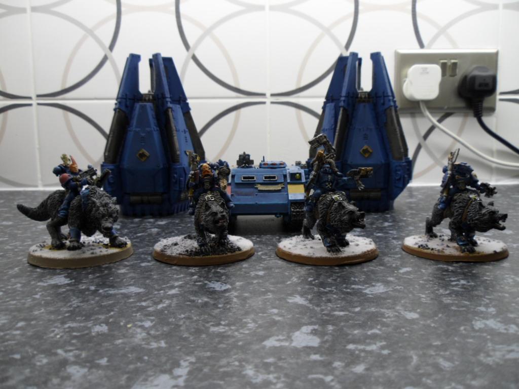 Drop Pod, Space Wolves