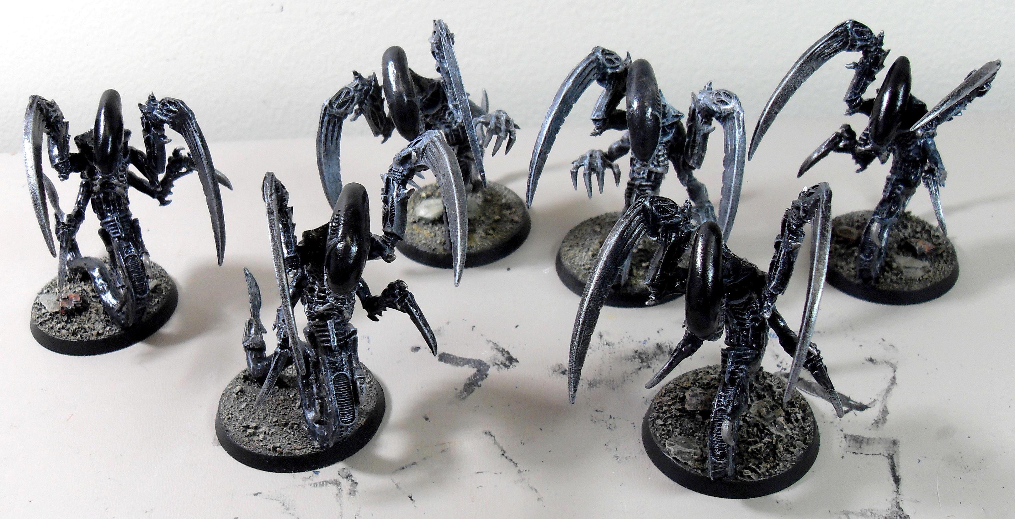 Aliens, Raveners, Themed, Tyranids