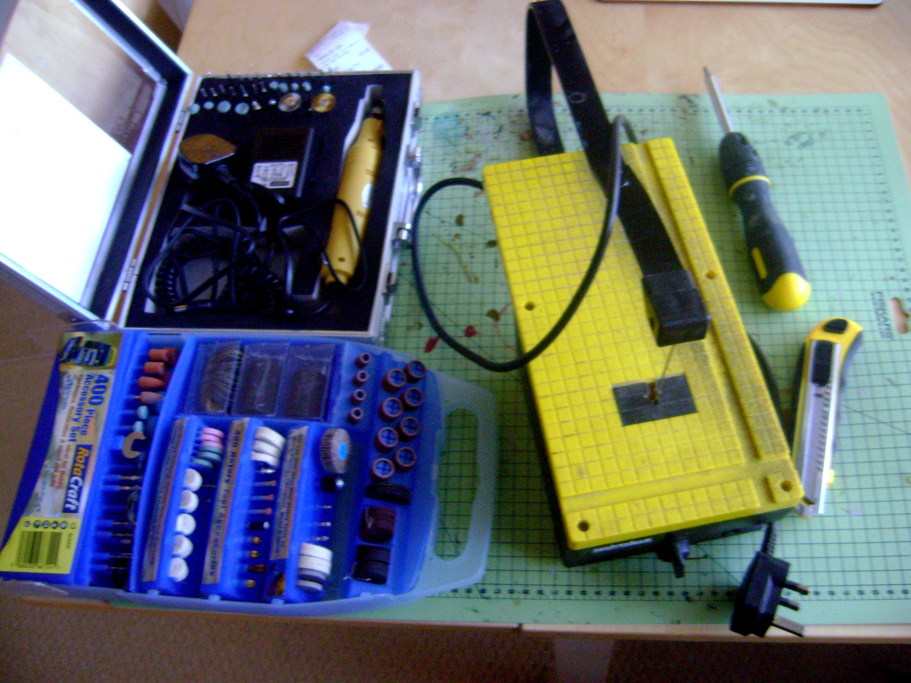My Advanced tool kit