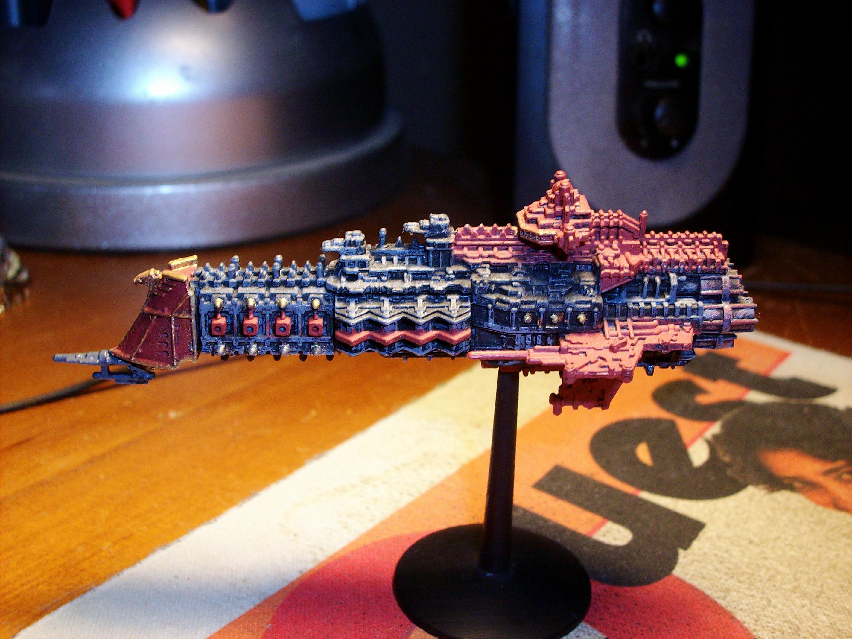 Battlefleet Gothic, Imperial