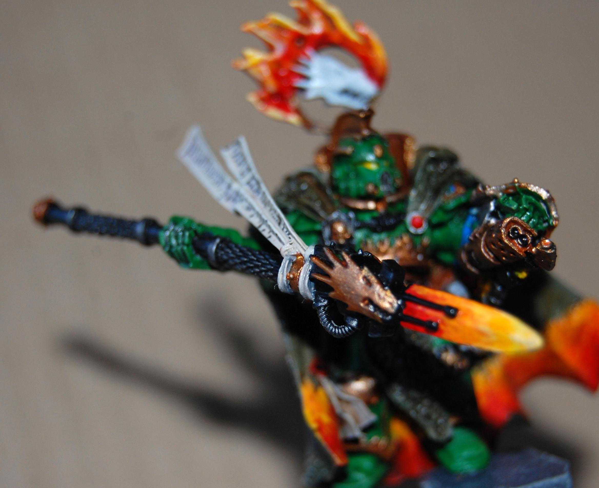 Fire, Salamander, Salamanders, Space Marines, Spear, Warhammer 40,000