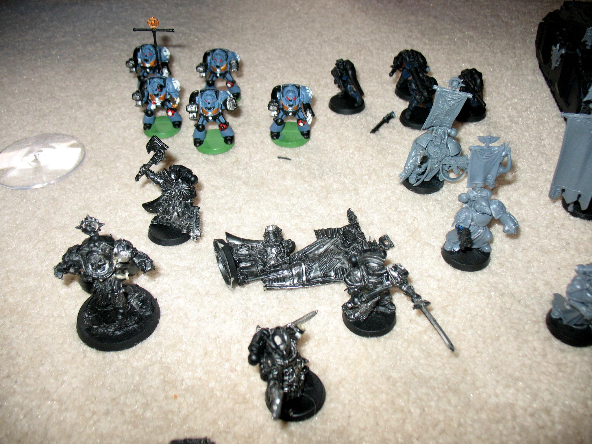 Space Marines, For trade