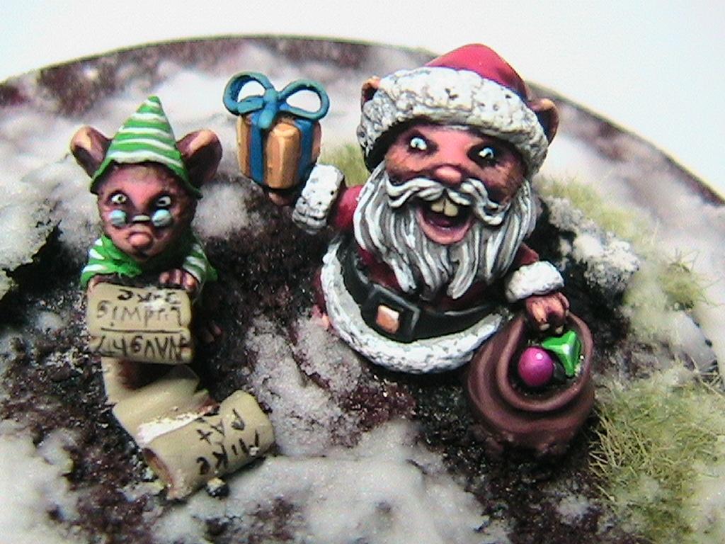 Christmas, Cute, Santa Claus